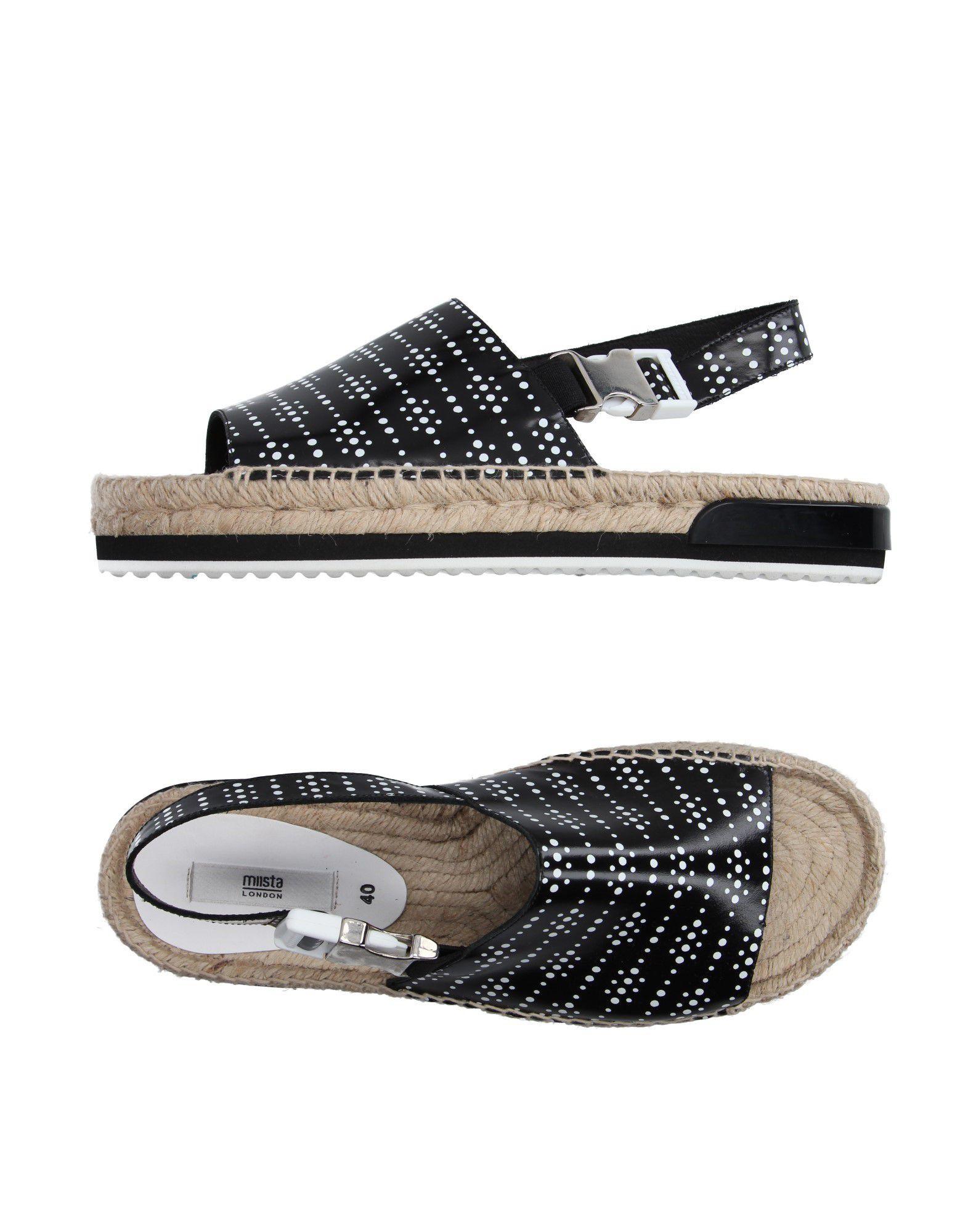 Miista Espadrilles Damen  11133757WB Gute Qualität beliebte Schuhe Schuhe beliebte e73522
