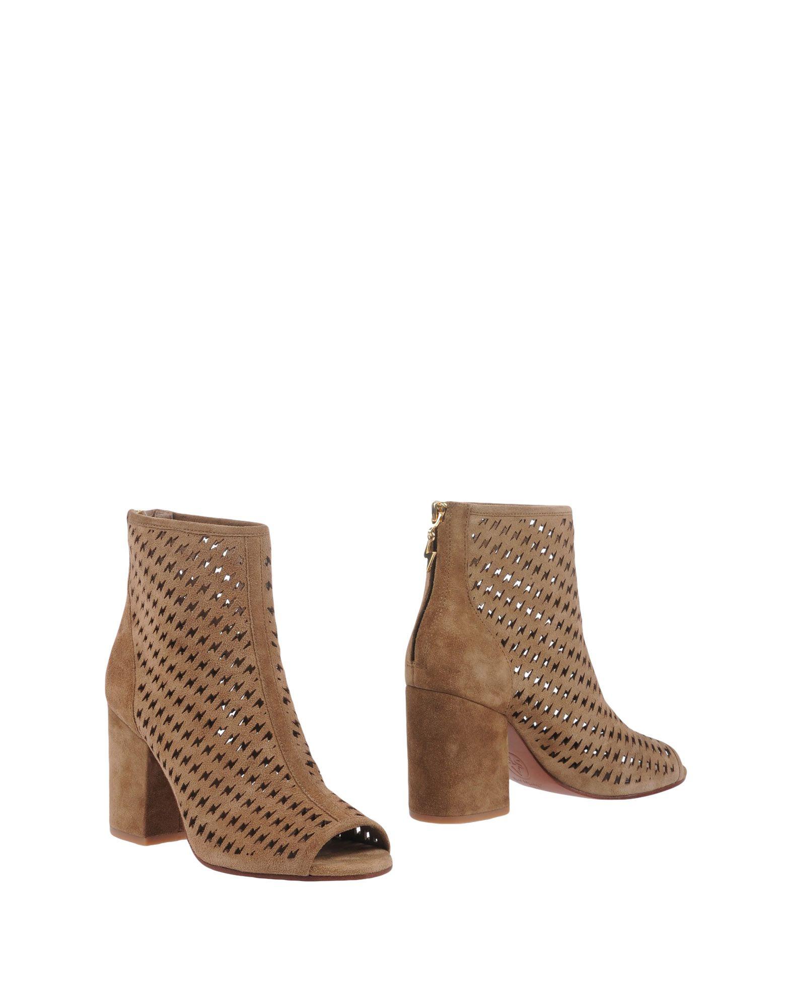 Stilvolle billige Schuhe Ash Stiefelette Damen  11133928RK