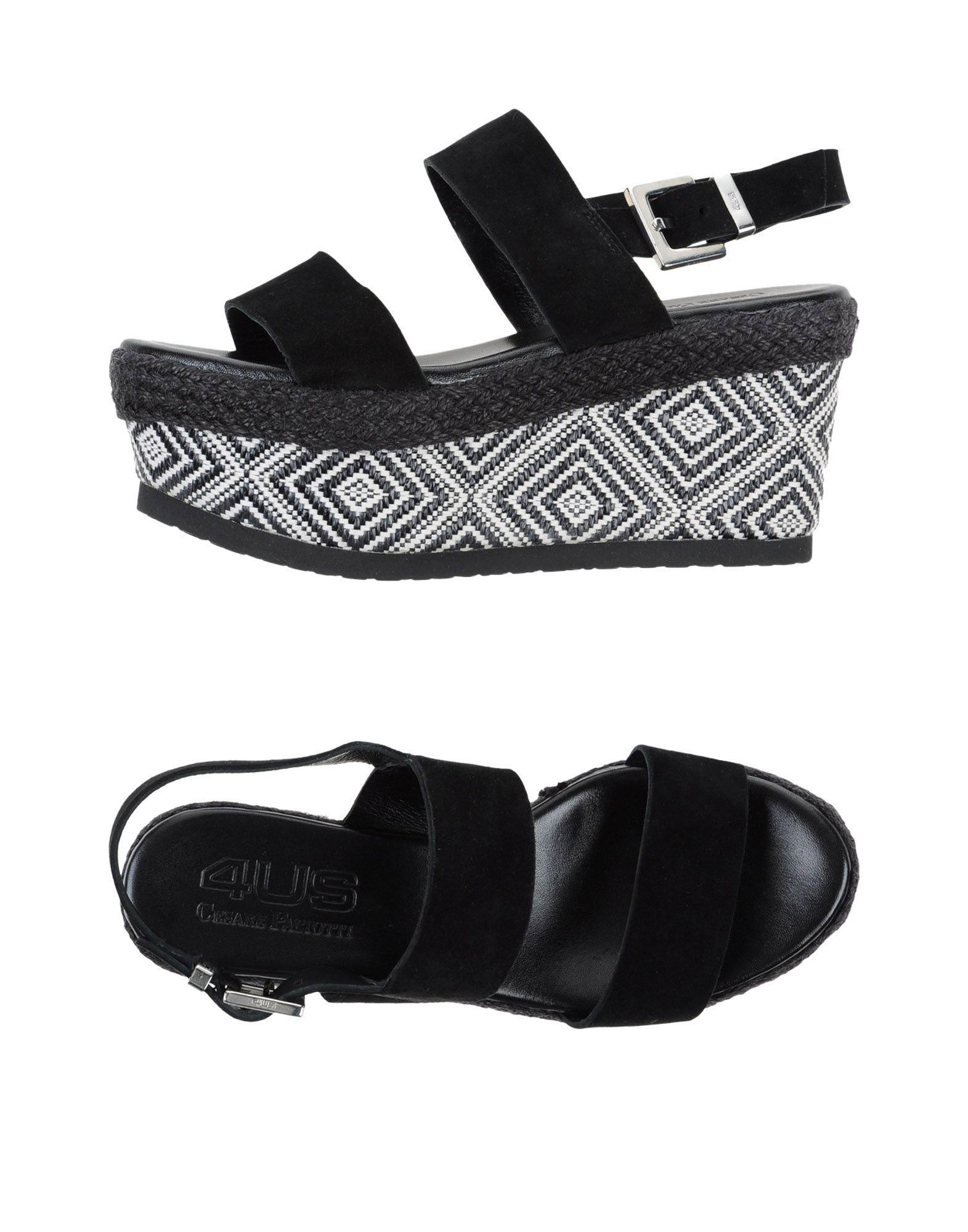 Cesare Paciotti 4Us Espadrilles Damen  11134347RE Gute Qualität beliebte Schuhe