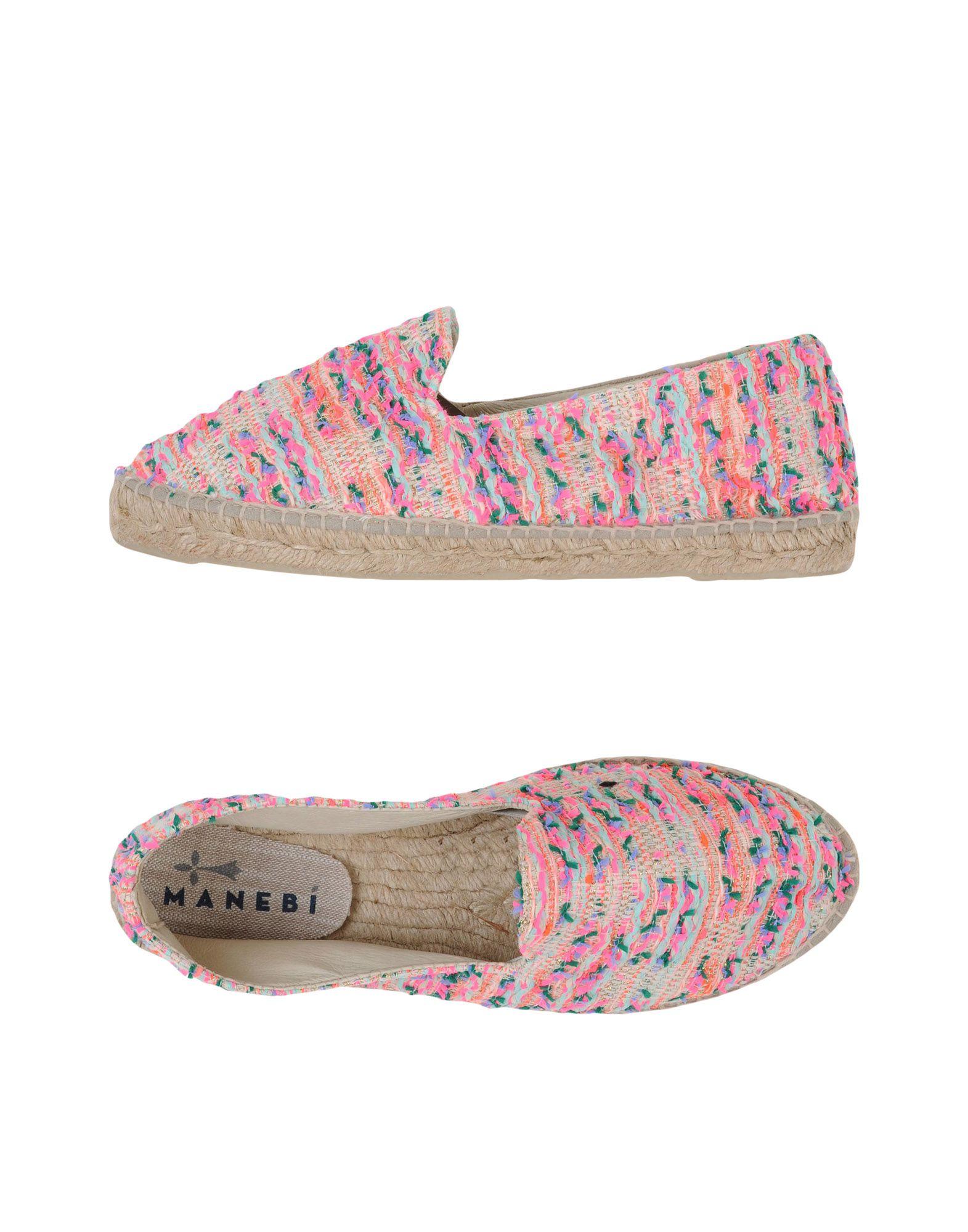Manebí Espadrilles Damen  11134395HE Gute Schuhe Qualität beliebte Schuhe Gute b7f401