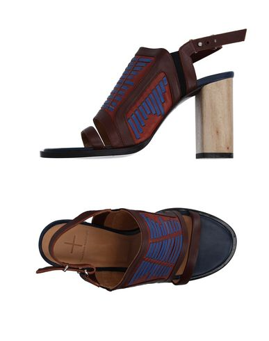 THAKOON ADDITION Sandals Brown Women