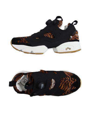 Zapatillas Reebok - Mujer - Zapatillas Reebok - Reebok 11134494TC Negro Casual salvaje 87f3c1