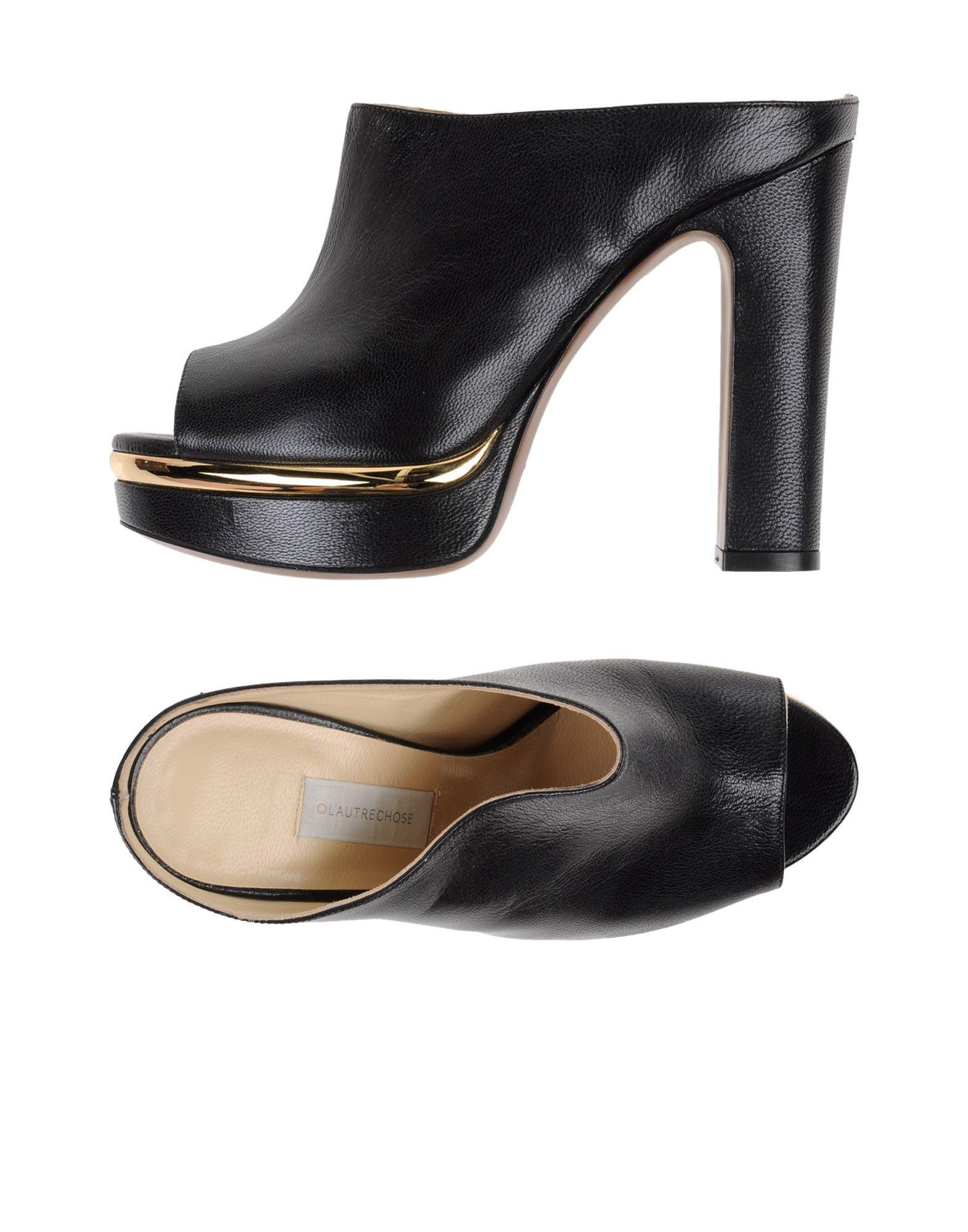 Stilvolle billige Schuhe L' Autre Chose Sandalen Damen  11134654XR