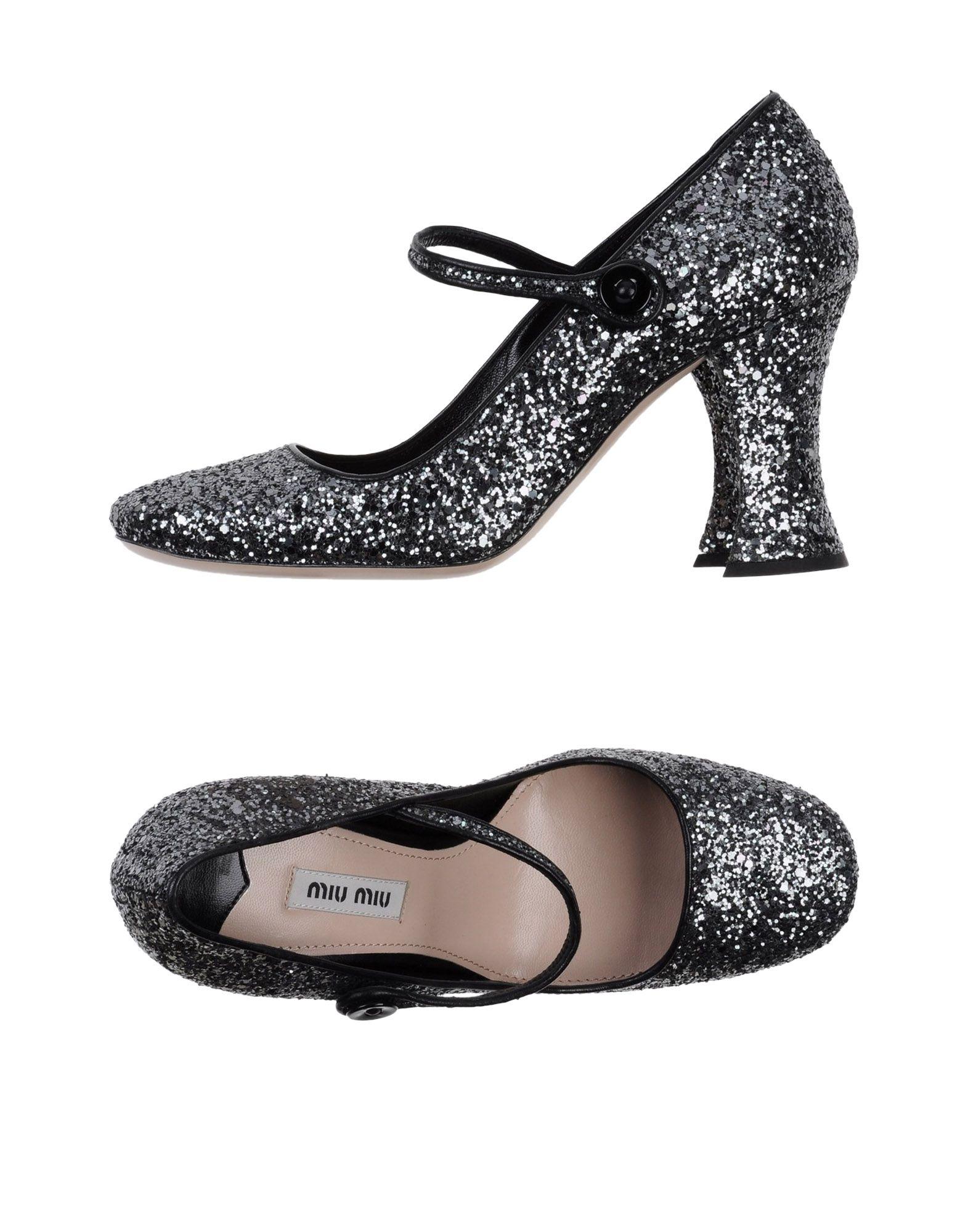 Miu Miu 11134698ENGünstige Pumps Damen  11134698ENGünstige Miu gut aussehende Schuhe e0ad26