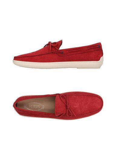 Zapatos Hombre con descuento Mocasín Tod's Hombre Zapatos - Mocasines Tod's - 11135119LS Rojo 3ffa17