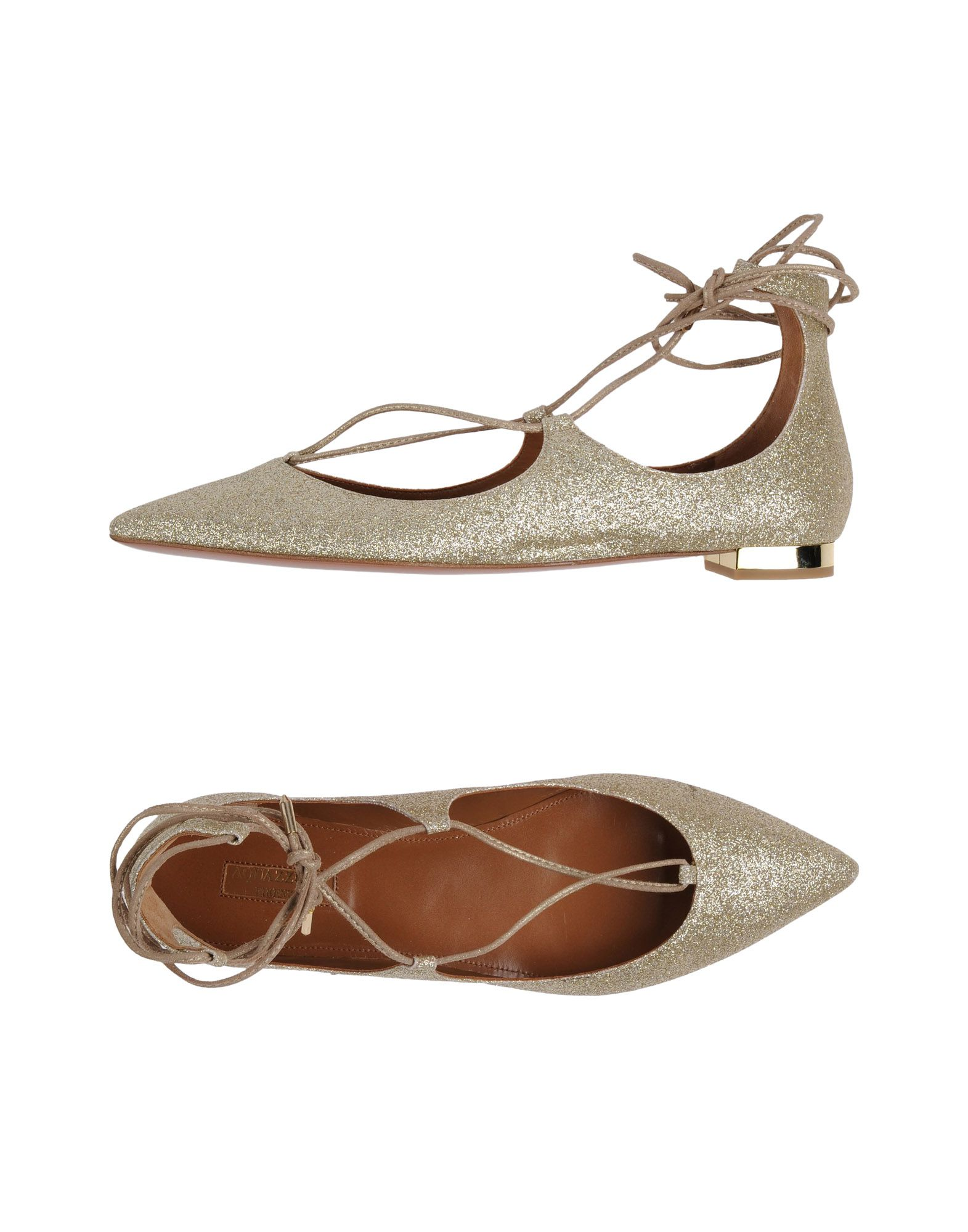 Aquazzura on Ballet Flats - Women Aquazzura Ballet Flats online on Aquazzura  Australia - 11135553JF b7b0ed