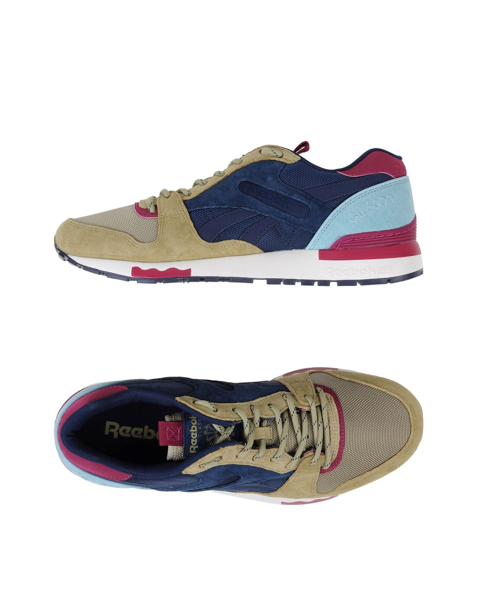 Sneakers Reebok Uomo Gl 6000 Bp - Uomo Reebok - 11135649KD 2e9ccd