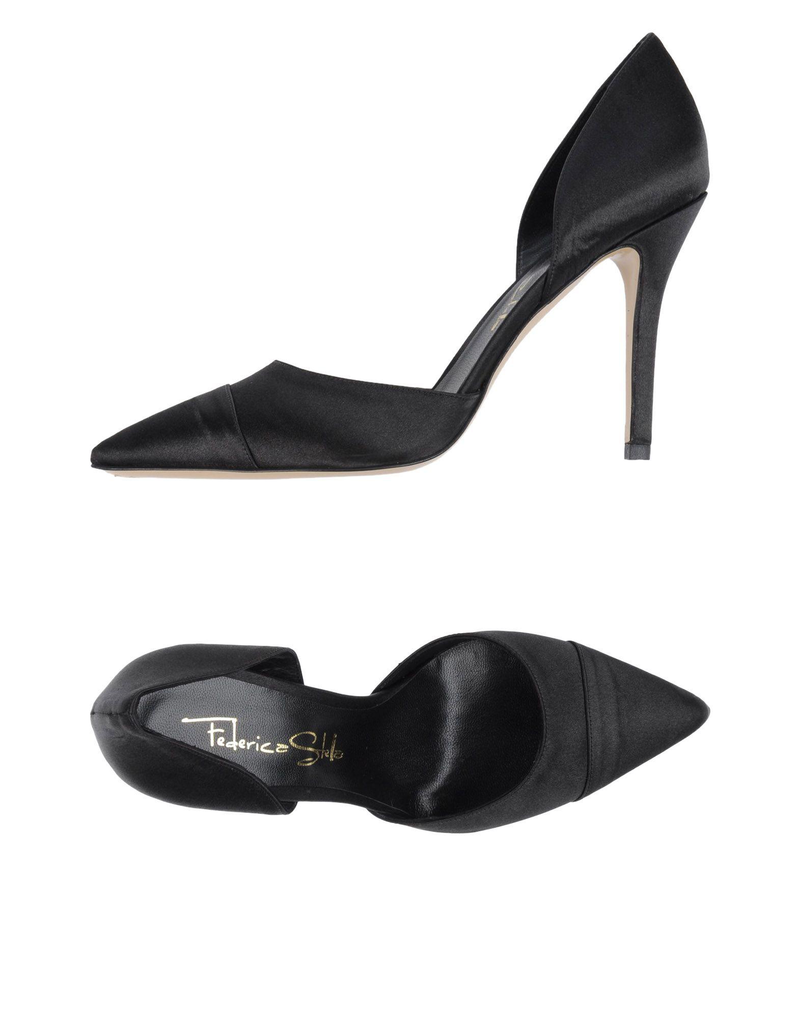 Federica Stella Pumps Damen  11136175NE Gute Qualität beliebte Schuhe