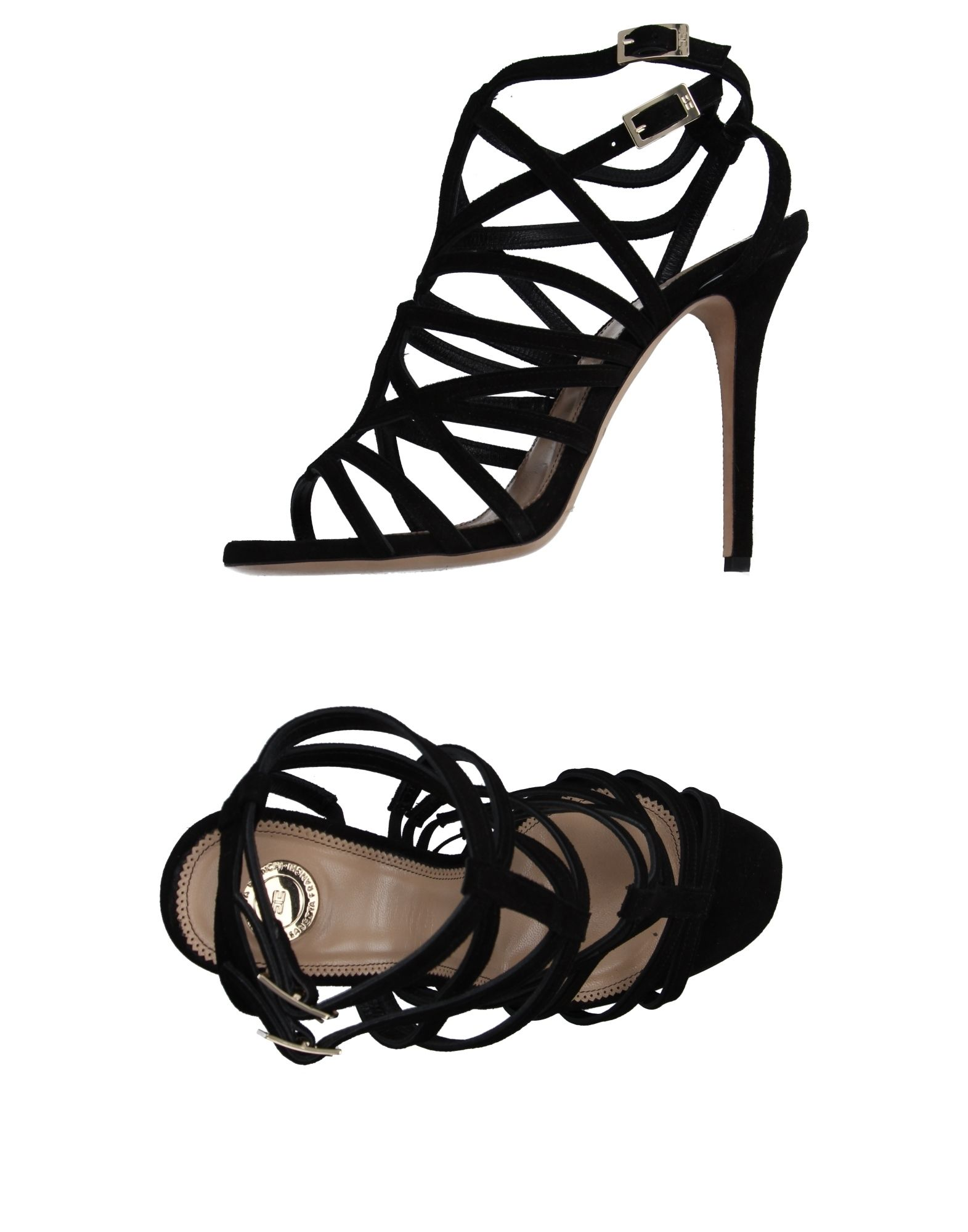 Stilvolle billige Schuhe Elisabetta Franchi Sandalen Damen  11137177SH