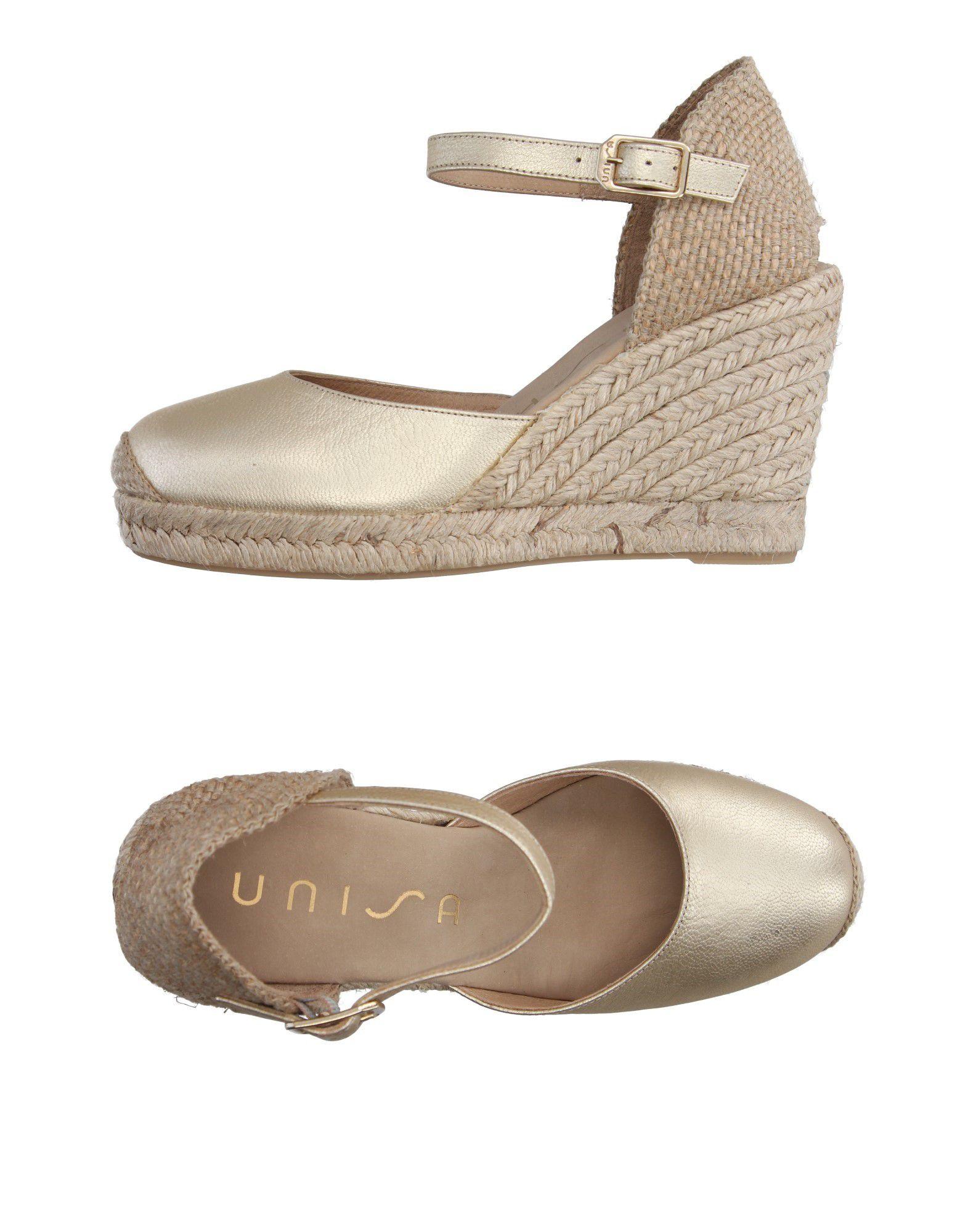 Unisa Espadrilles Damen  Schuhe 11137292RB Gute Qualität beliebte Schuhe  c87eb6