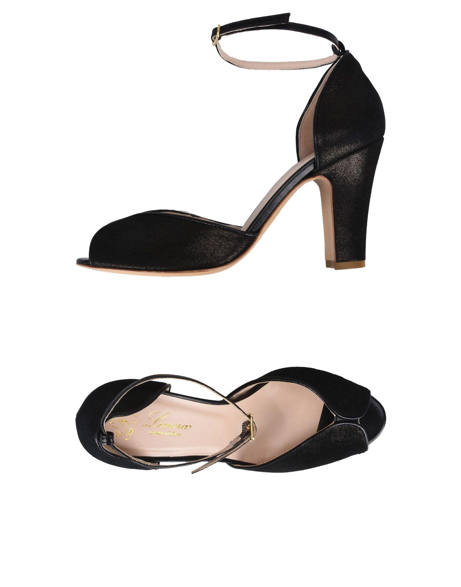 Stilvolle billige Schuhe Lenora Lenora Lenora Sandalen Damen  11137881NX 8e8579