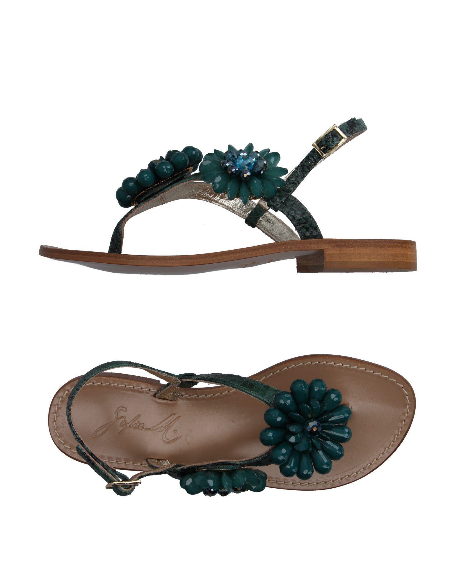 Gut um billige Schuhe zu tragenSofia M. Dianetten Damen  11138091SK