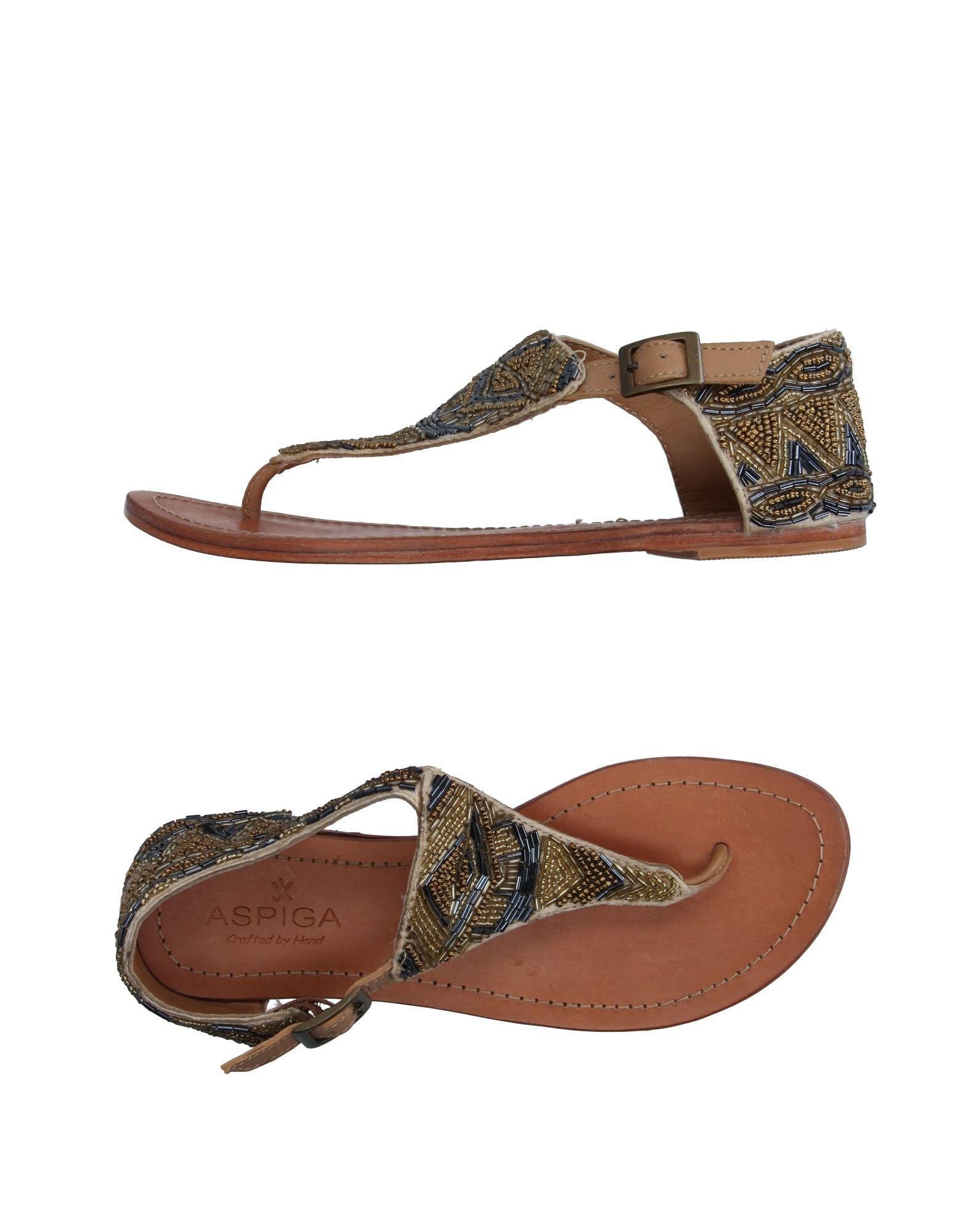 Aspiga Dianetten Damen  11138121NU Gute Qualität beliebte Schuhe