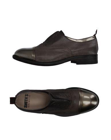 Zapato De Cordones Smith's American Mujer - - Zapatos De Cordones Smith's American - - 11138292NX Gris marengo c6e163