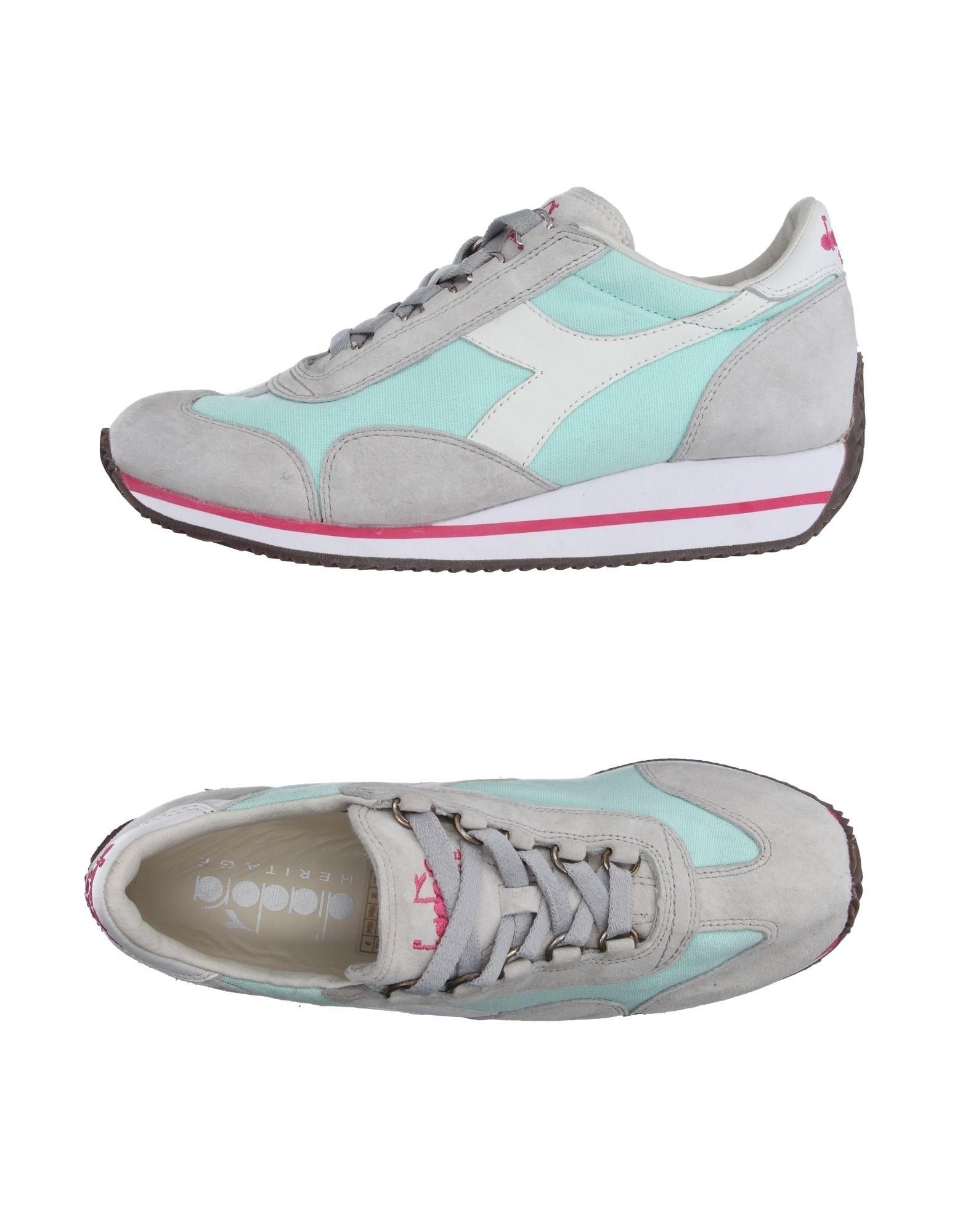 Diadora Heritage Qualität Turnschuhes Damen 11138383NA Gute Qualität Heritage beliebte Schuhe 41266b