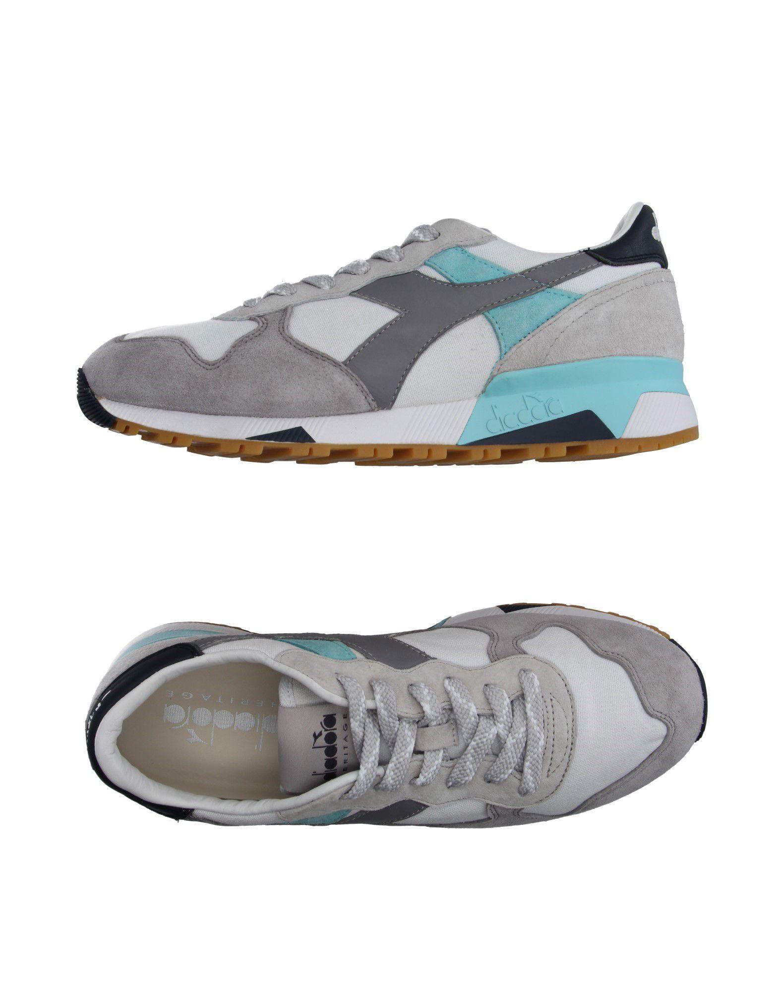 Rabatt Sneakers echte Schuhe Diadora Heritage Sneakers Rabatt Herren  11138392GQ 26b666