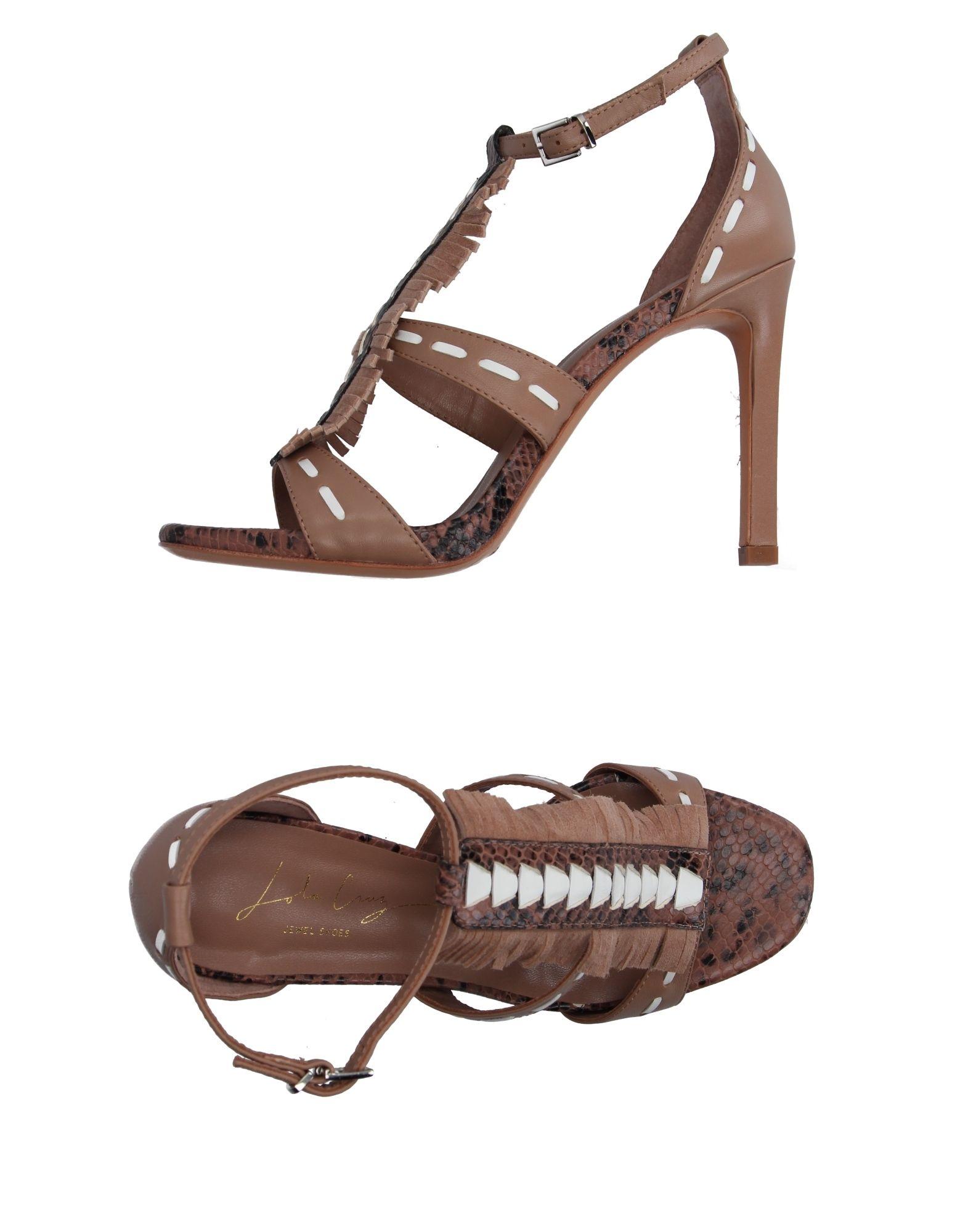 Chaussures - Tribunaux Lola Cruz R1ROL