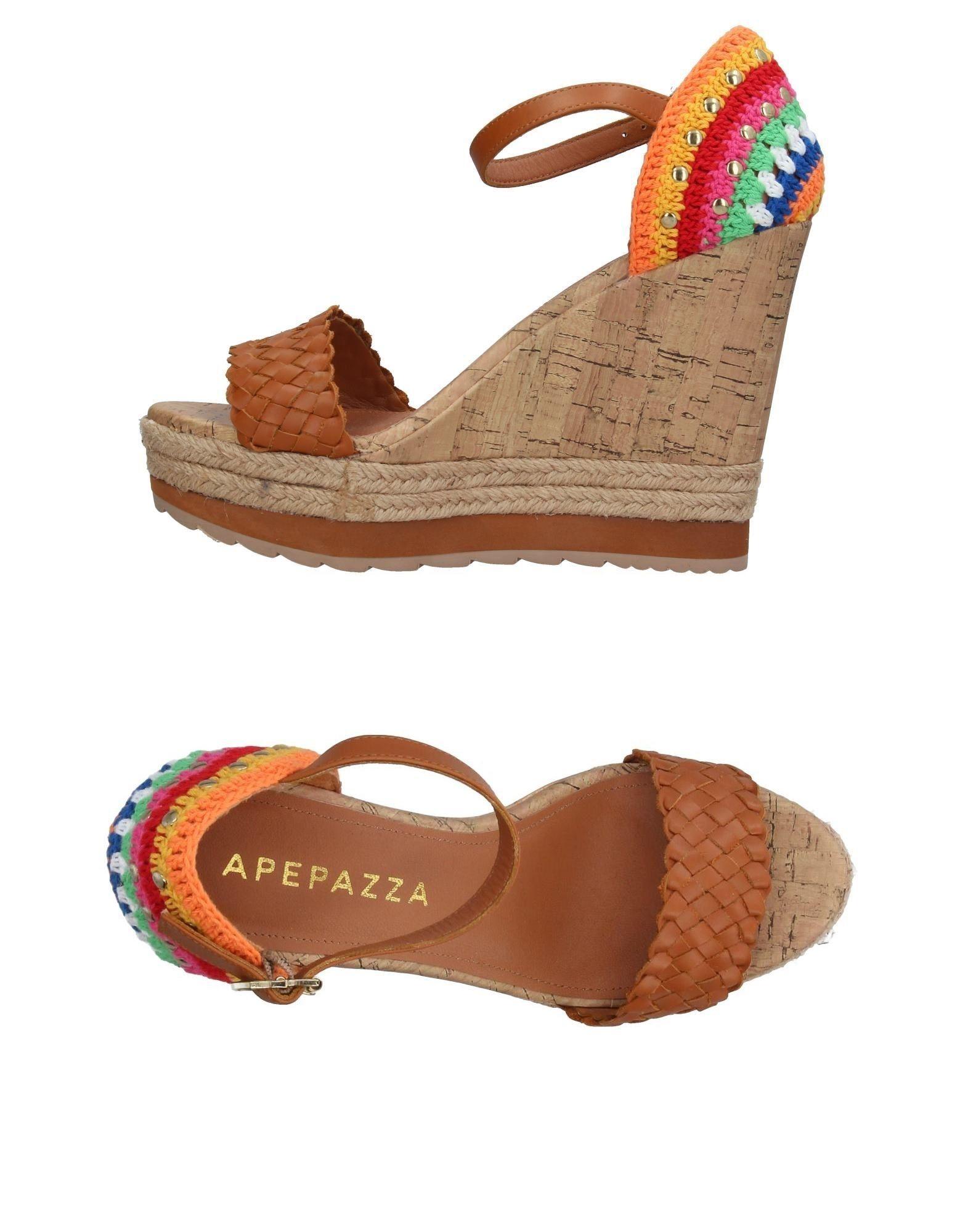 Apepazza Espadrilles Damen  11138444LM Gute Qualität beliebte Schuhe