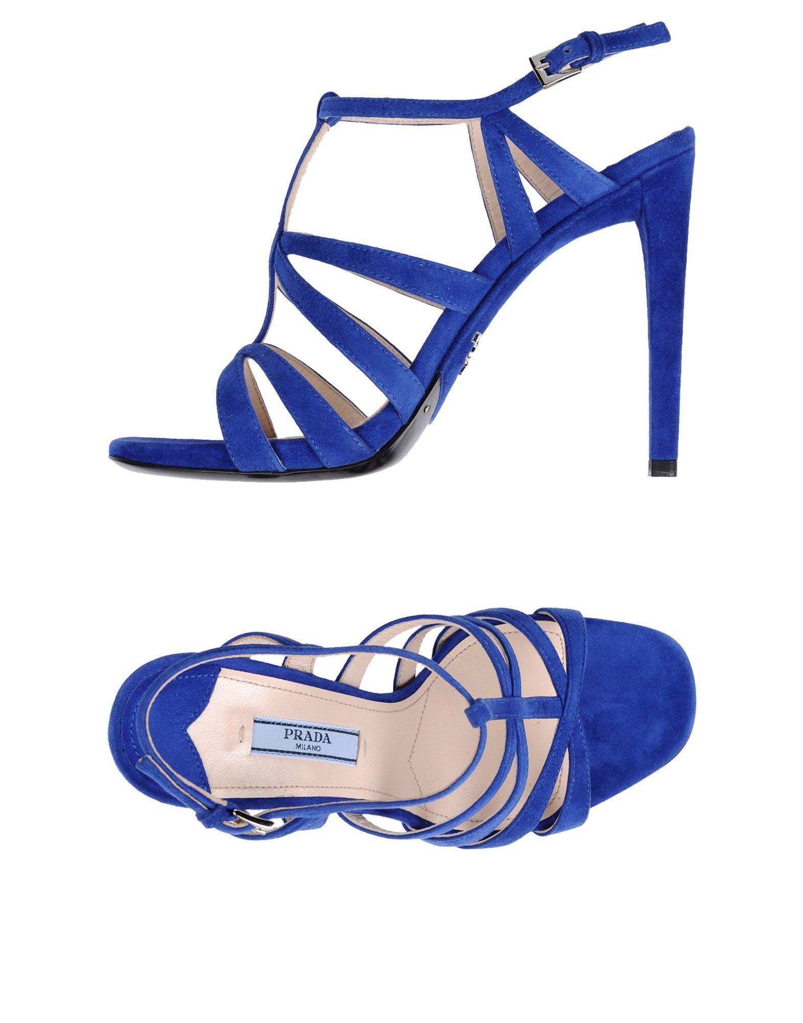 Prada Sandalen Damen  11138563TVGut aussehende strapazierfähige Schuhe