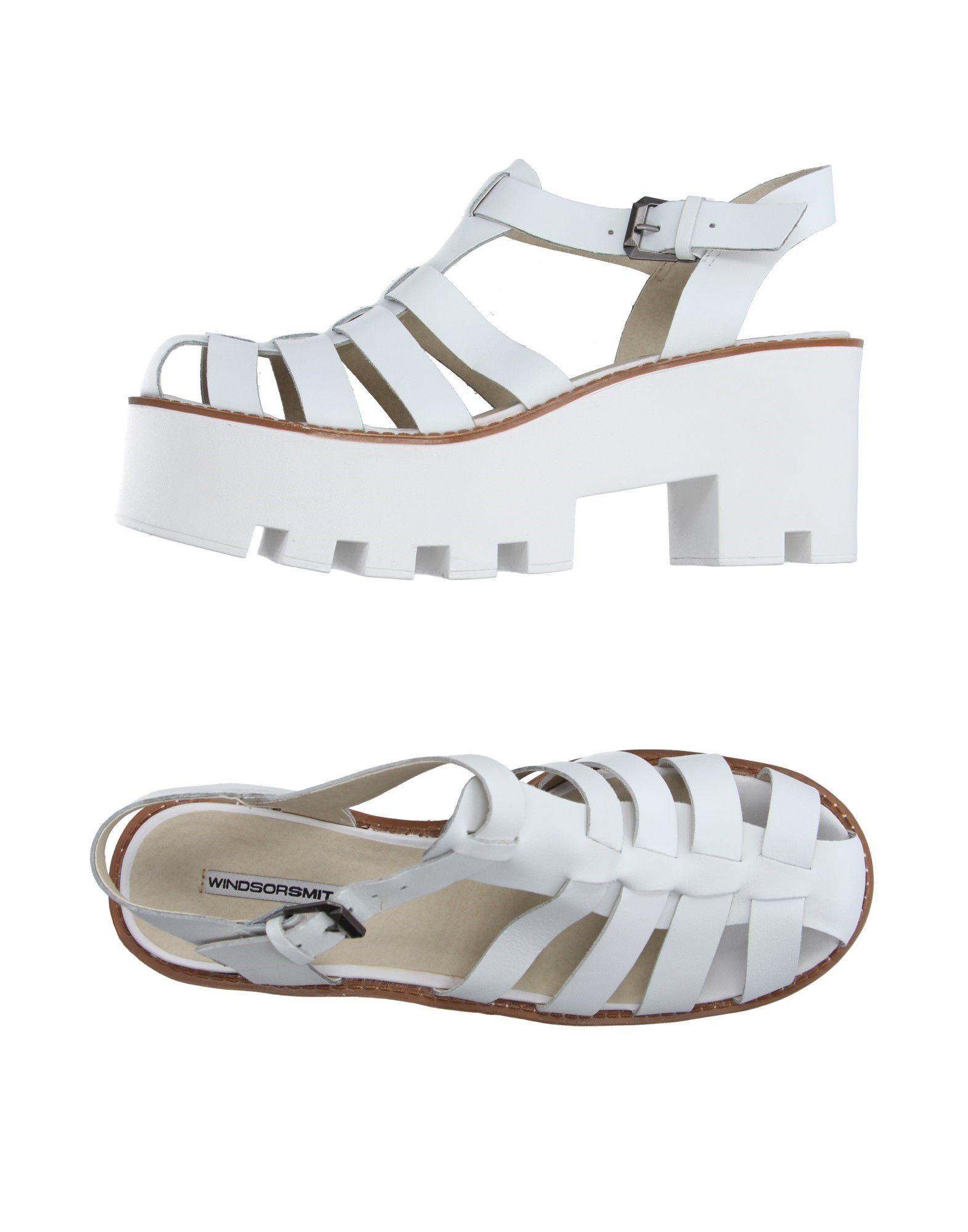 86c21788ea2 Windsor Smith Sandals - Women Windsor Smith Sandals online on YOOX ...