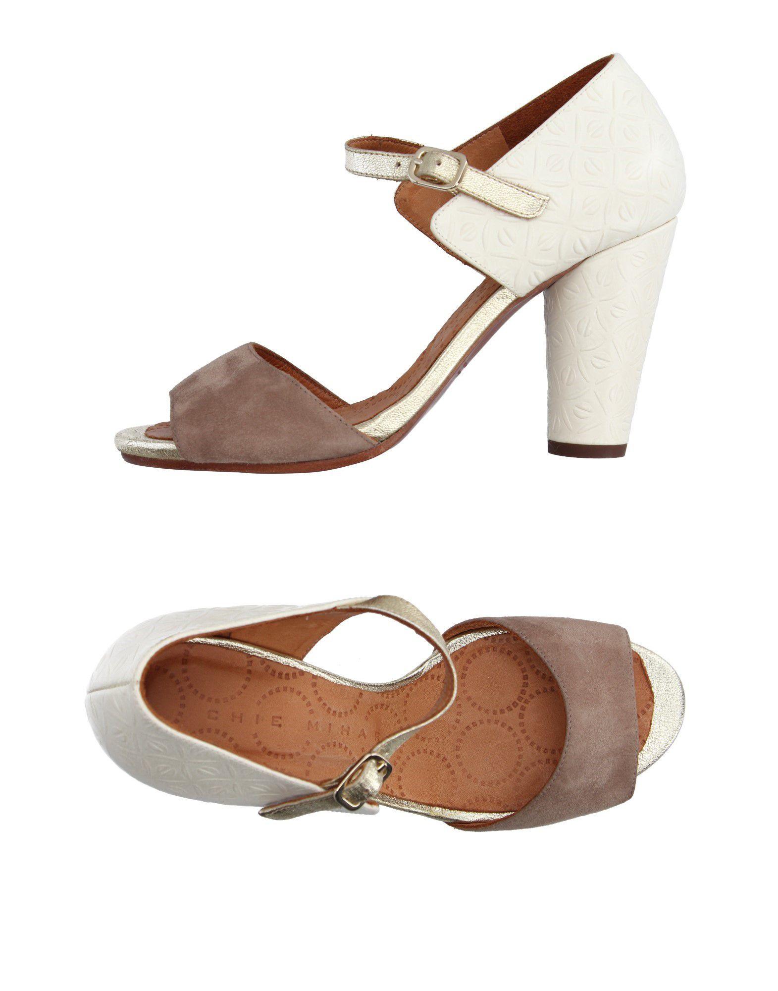 Stilvolle billige Schuhe Schuhe billige Chie Mihara Sandalen Damen  11139139WQ 7d764d