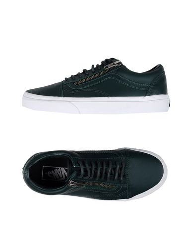 7c309836f31ed7 Vans U Old Skool Zip Gunmetal Blac - Sneakers - Women Vans Sneakers ...