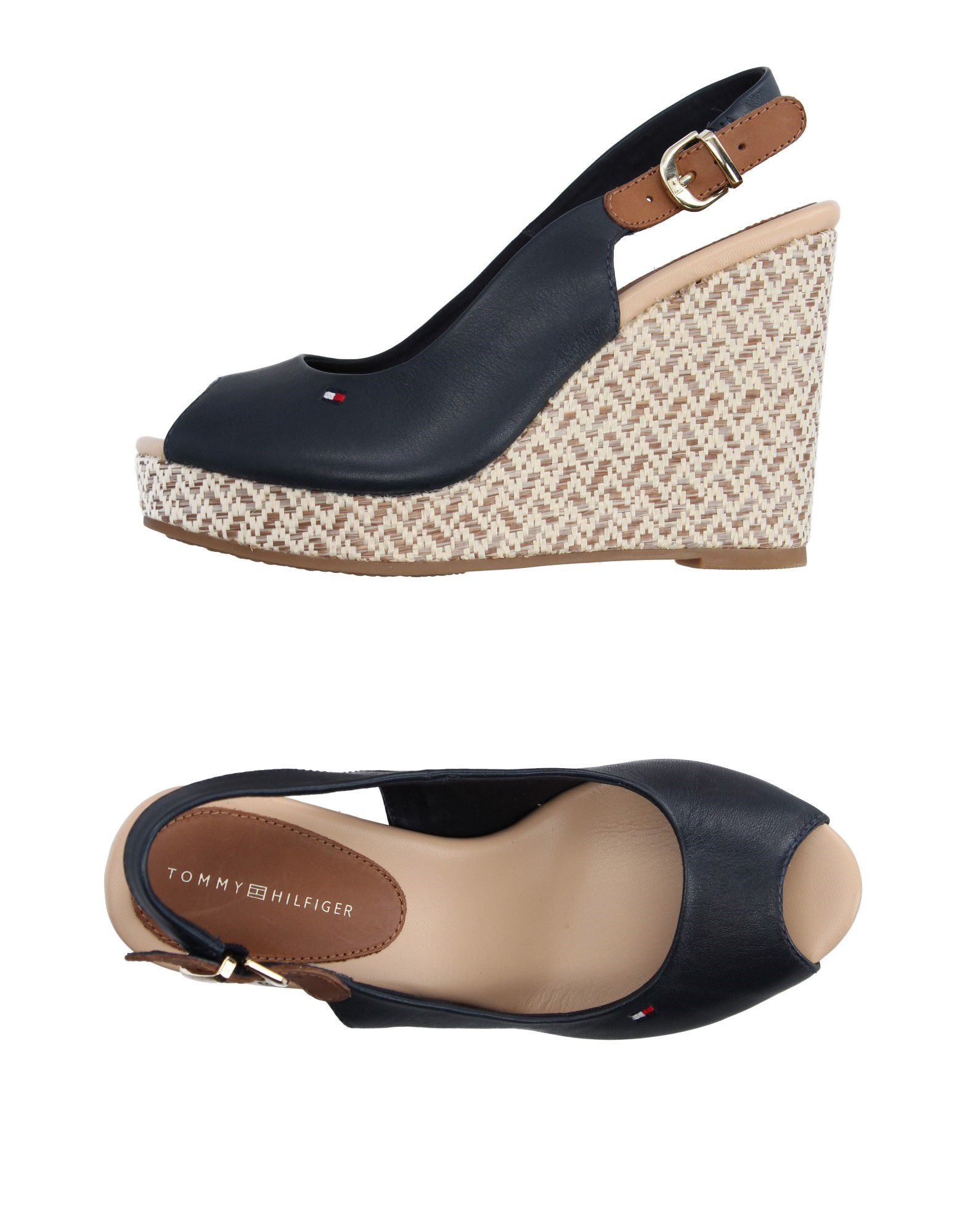 92754d5db Tommy Hilfiger Sandals - Women Tommy Hilfiger Sandals online on YOOX Canada  - 11139400DX
