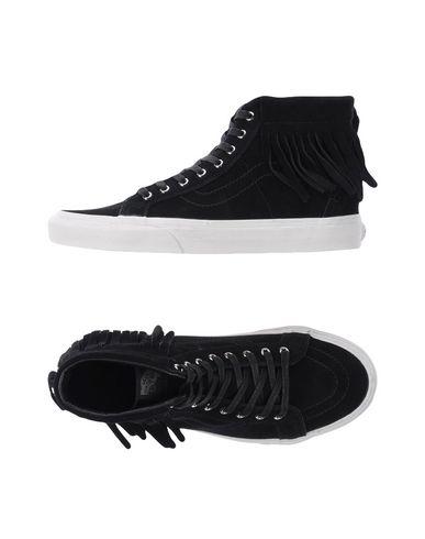 Los últimos zapatos de hombre y mujer Zapatillas Vans U Sk8-Hi Moc Suede Black B - Mujer - Zapatillas Vans - 11139520AA Negro