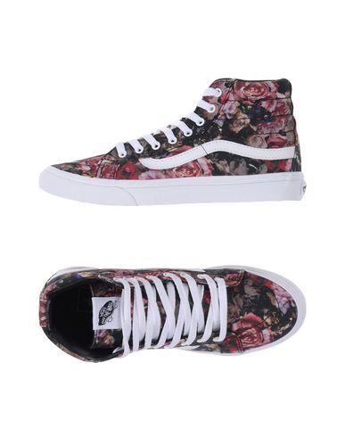 Vans U Sk8-Hi Slim Moody Floral - Sneakers - Women Vans Sneakers ... 3ef1d06acee0