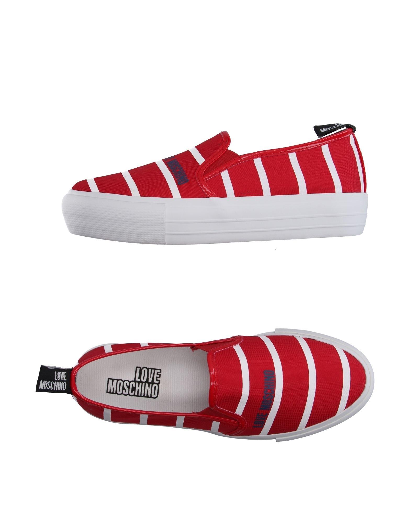 Love Moschino Sneakers Damen  11139532JE Gute Qualität beliebte Schuhe