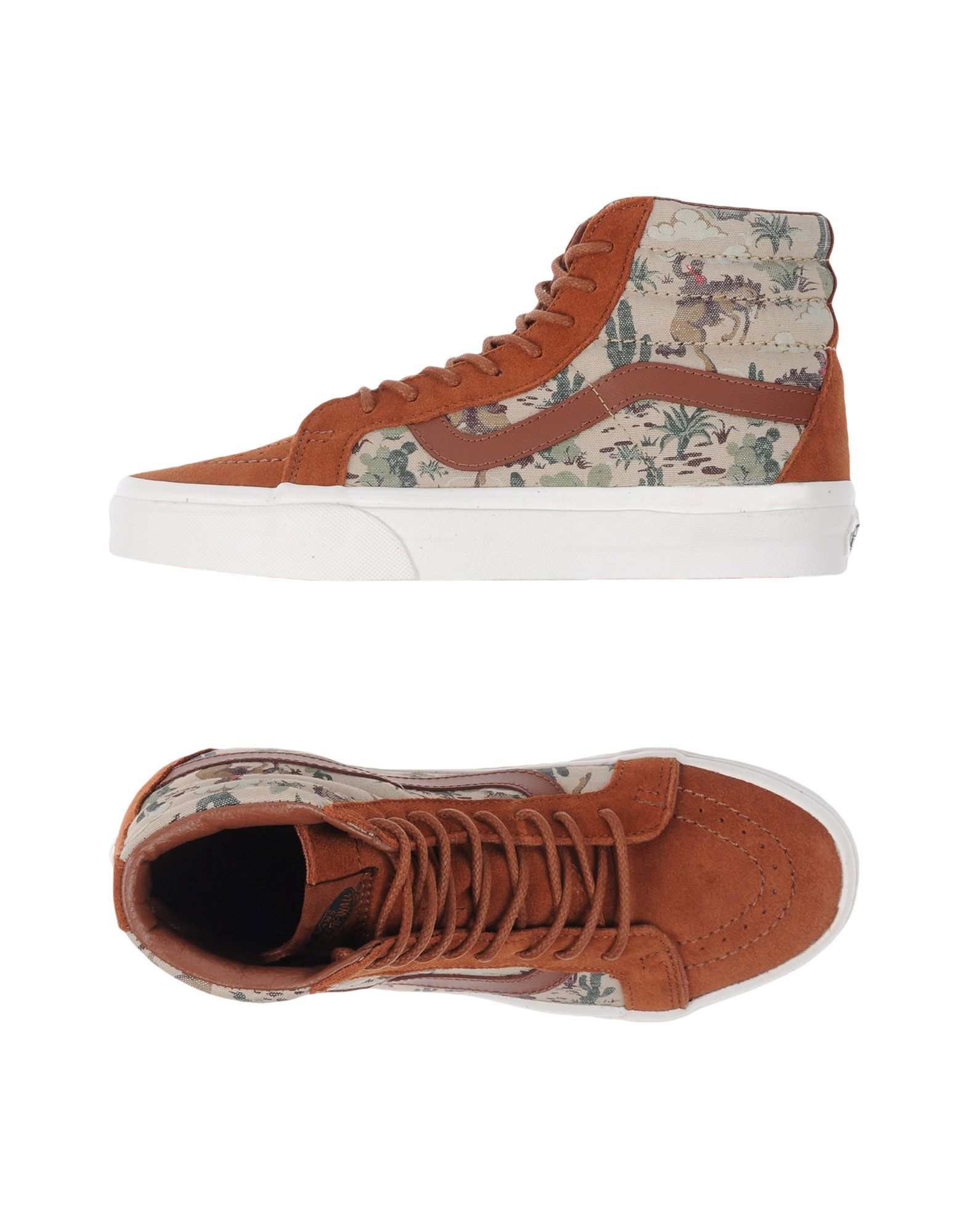 Sneakers Vans U Sk8-Hi Reissue Desert Cowboy - Donna - 11139540XP