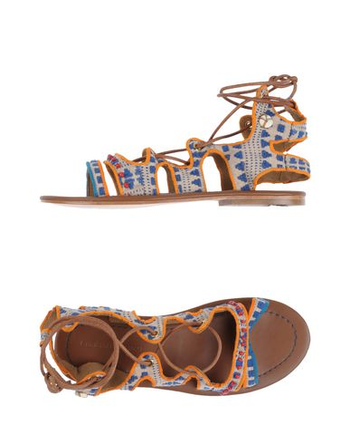 CHRISTOPHE SAUVAT COLLECTION Sandals in Beige