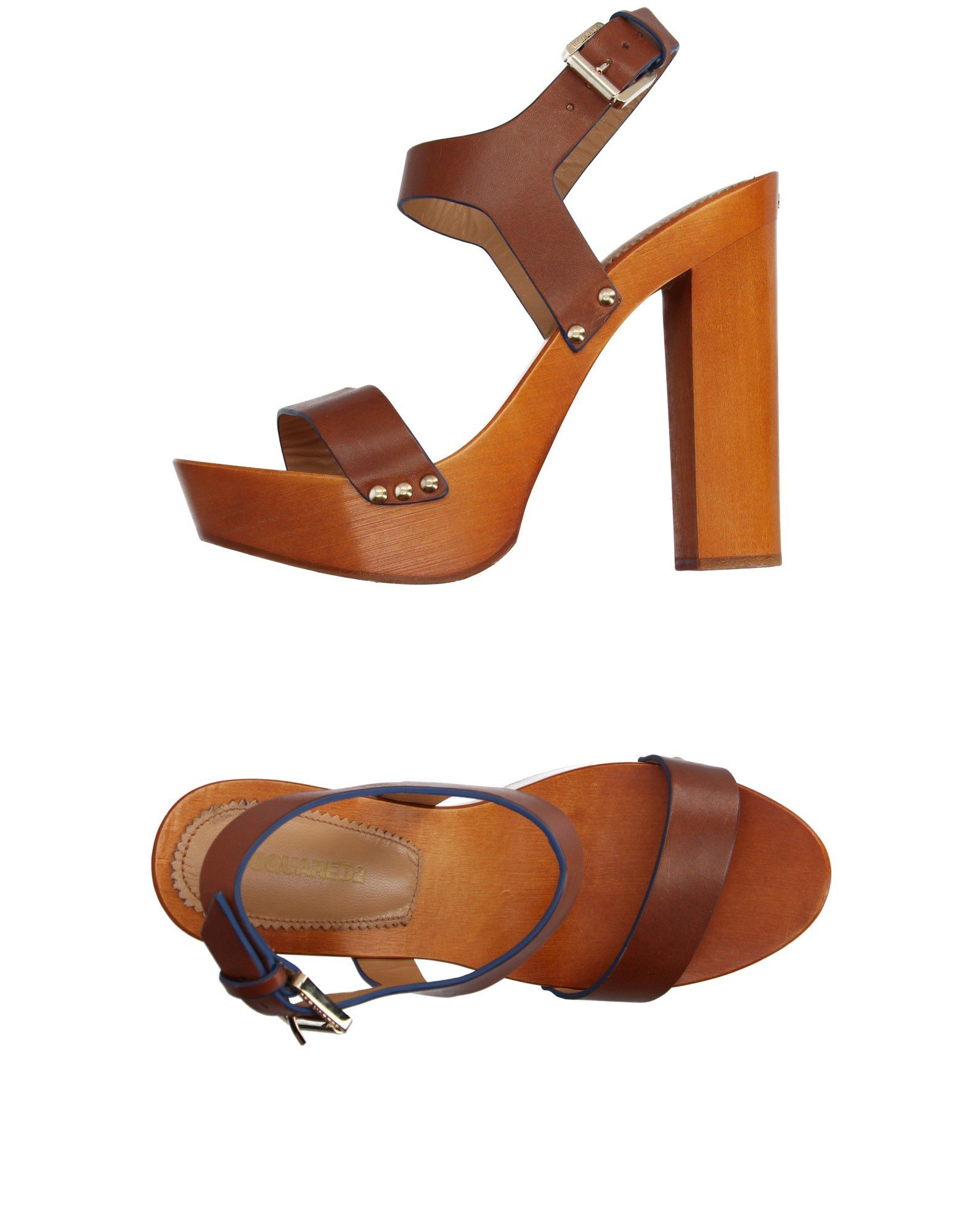 Dsquared2 Sandalen Damen  strapazierfähige 11139622VCGut aussehende strapazierfähige  Schuhe 2fbde5