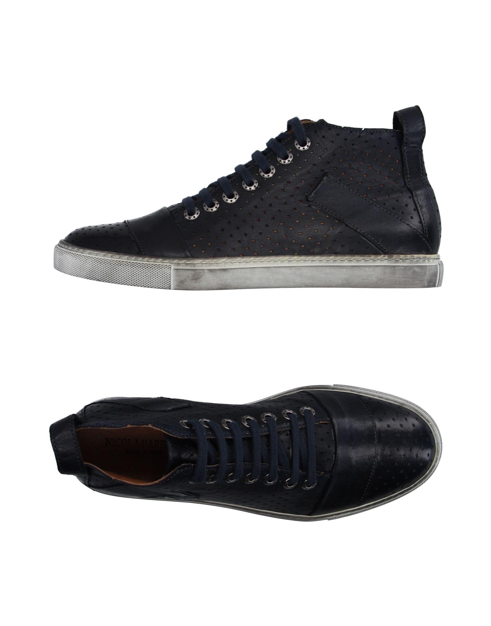 Nicola Barbato Sneakers Herren  11139632MD Neue Schuhe