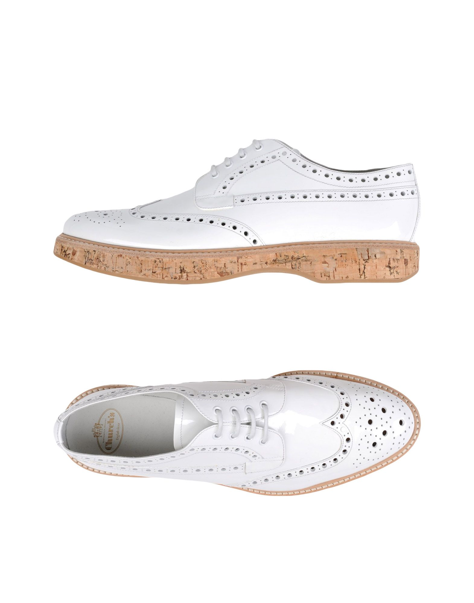 d82b63ee4e39 Church s Laced Shoes - Women Church s Laced Shoes online on YOOX ...