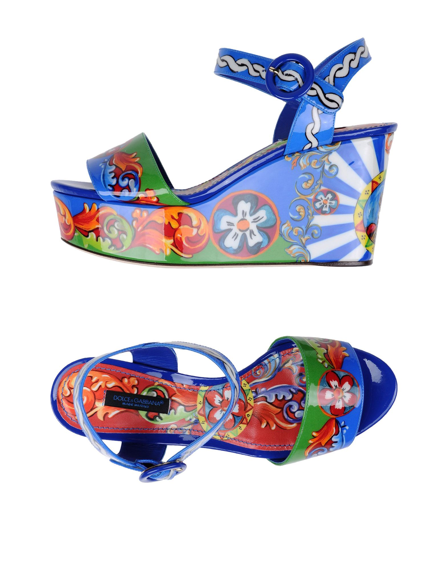 Dolce & Gabbana Sandalen Damen  11139763TIGünstige gut aussehende Schuhe