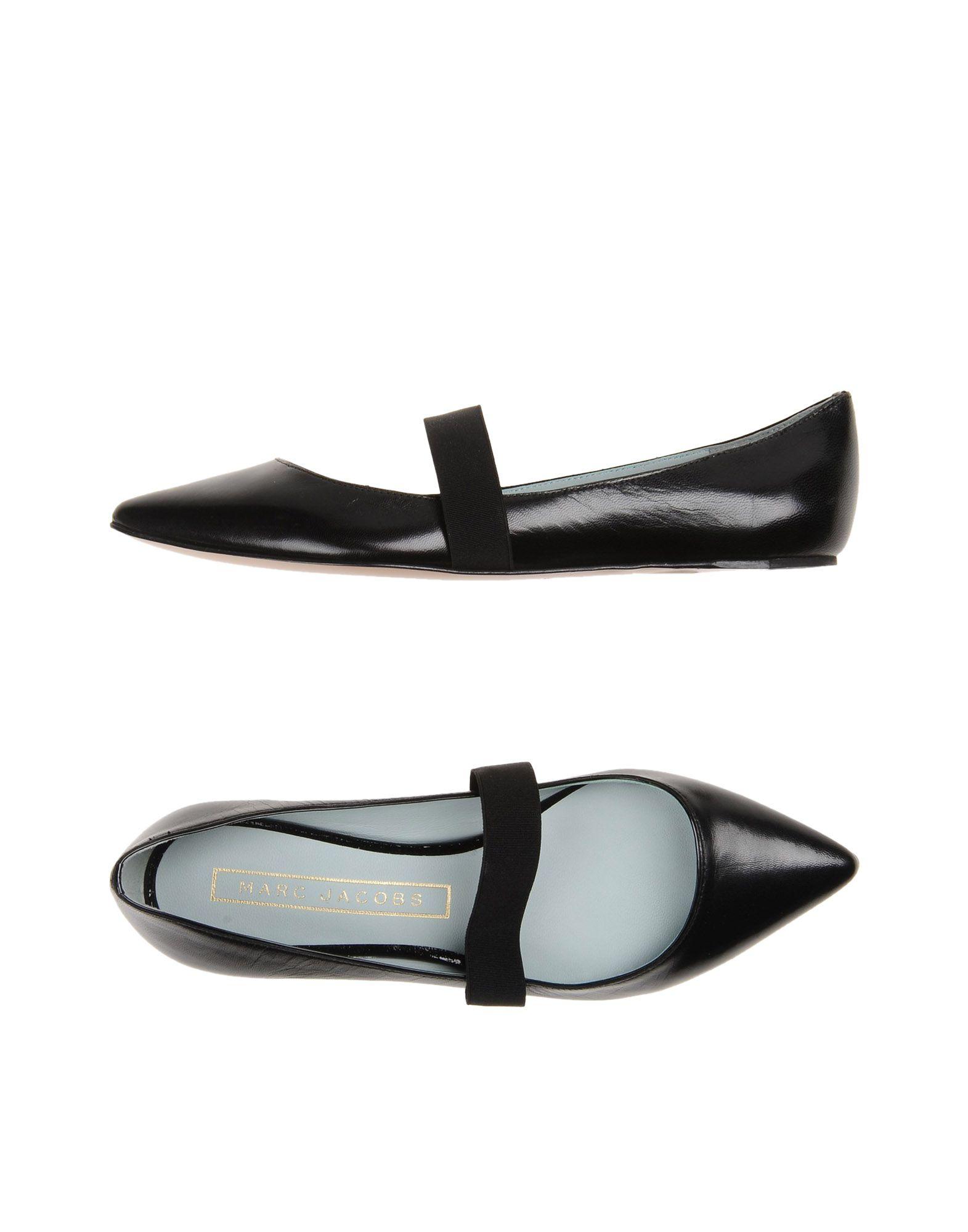 Marc Jacobs Ballerinas Damen  11140013SKGut aussehende strapazierfähige Schuhe