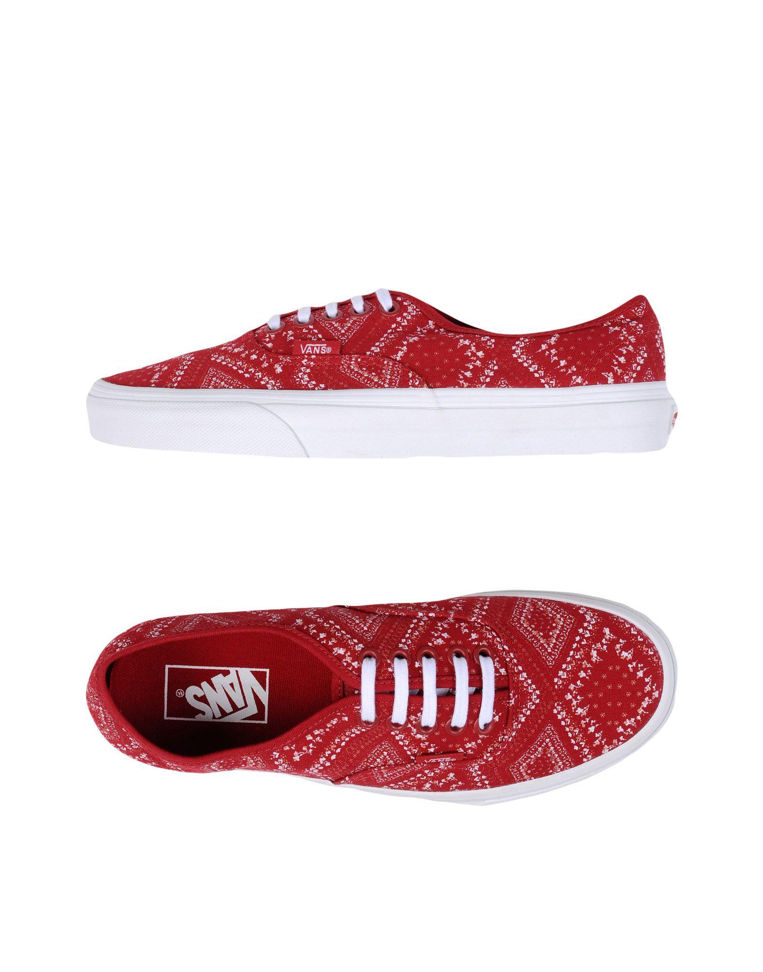 Vans U Authentic Ditsy Qualität Bandana  11140227HC Gute Qualität Ditsy beliebte Schuhe 811aa1
