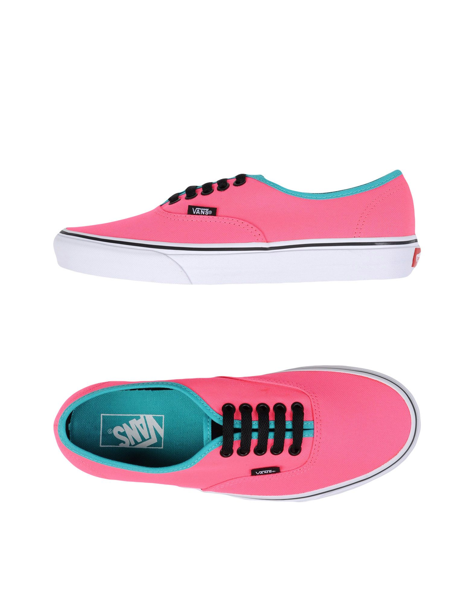 Sneakers Vans U Authentic Brite Neon Pi - Femme - Sneakers Vans sur