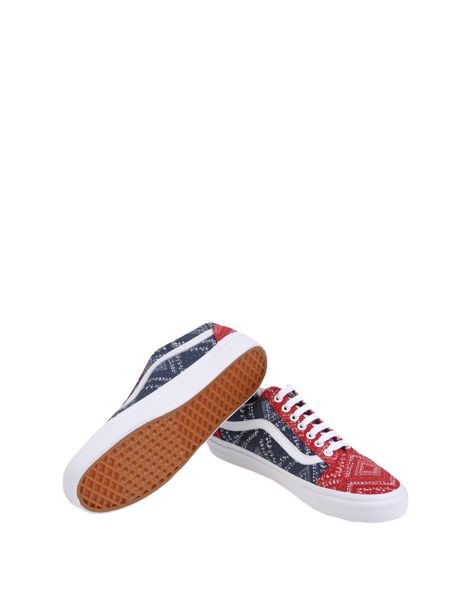 Sneakers Vans U Old Skool Ditsy Bandana - Femme - Sneakers Vans sur