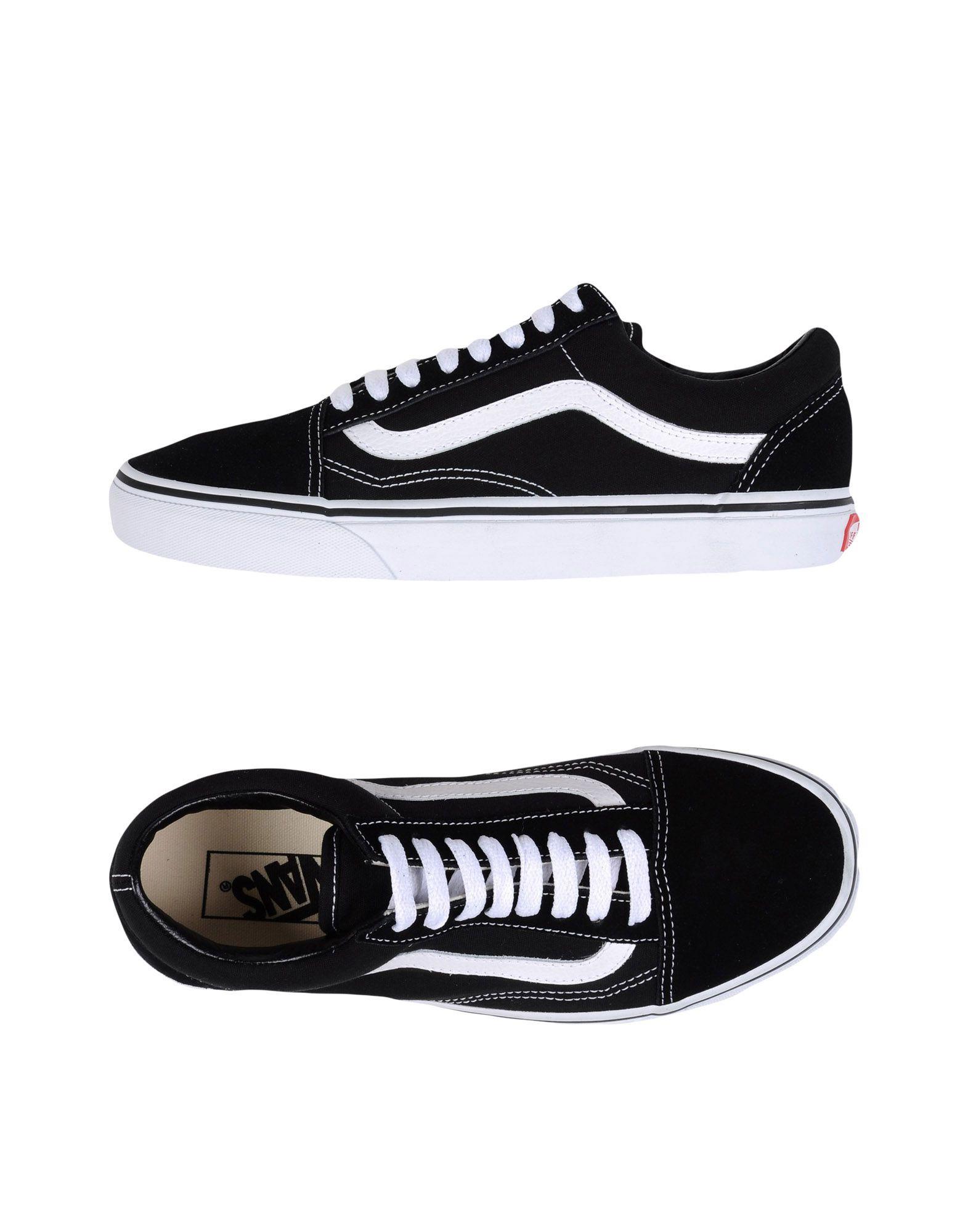 Vans U Old Skool Black White  11140354JN Gute Qualität beliebte Schuhe