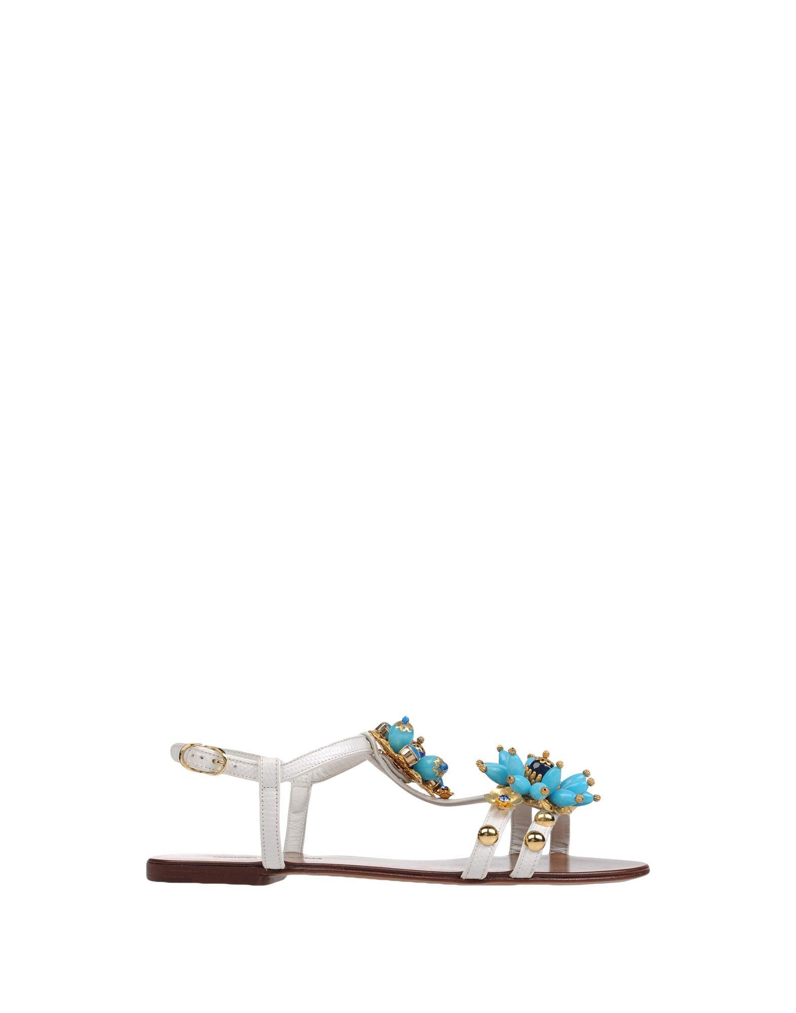 Sandali - Dolce  Gabbana Donna - Sandali 11140385GD ae119d