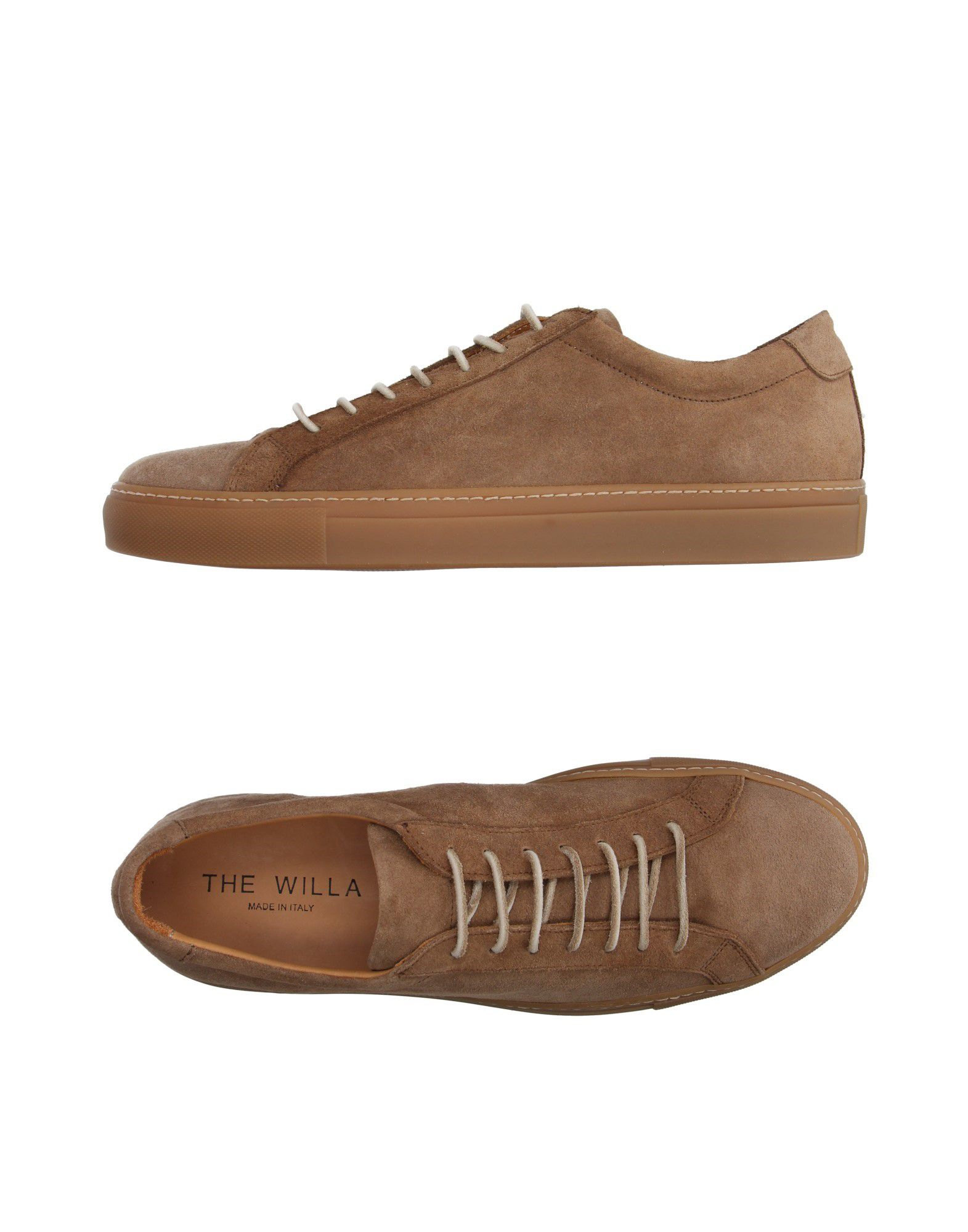 Rabatt echte Schuhe The Willa Sneakers Herren  11140482RB