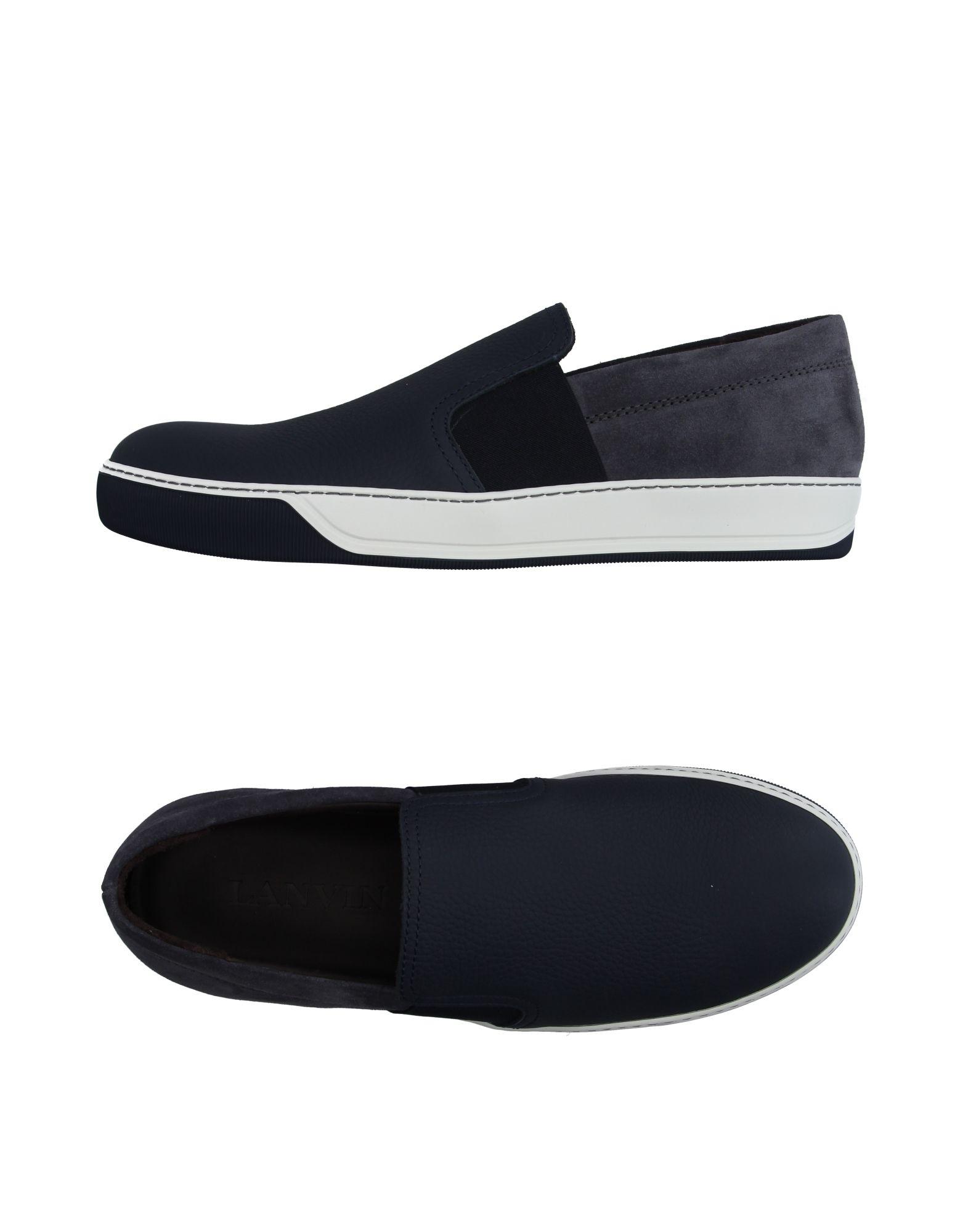 Lanvin Sneakers - Men Lanvin Sneakers online on 11140499VK  United Kingdom - 11140499VK on dbdceb