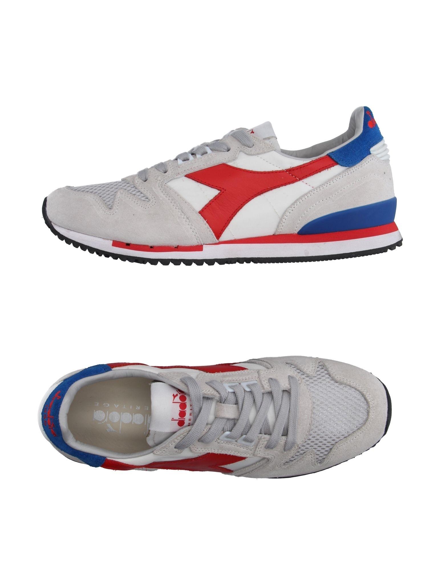 Rabatt echte Schuhe Diadora Heritage Sneakers Herren  11141042SK