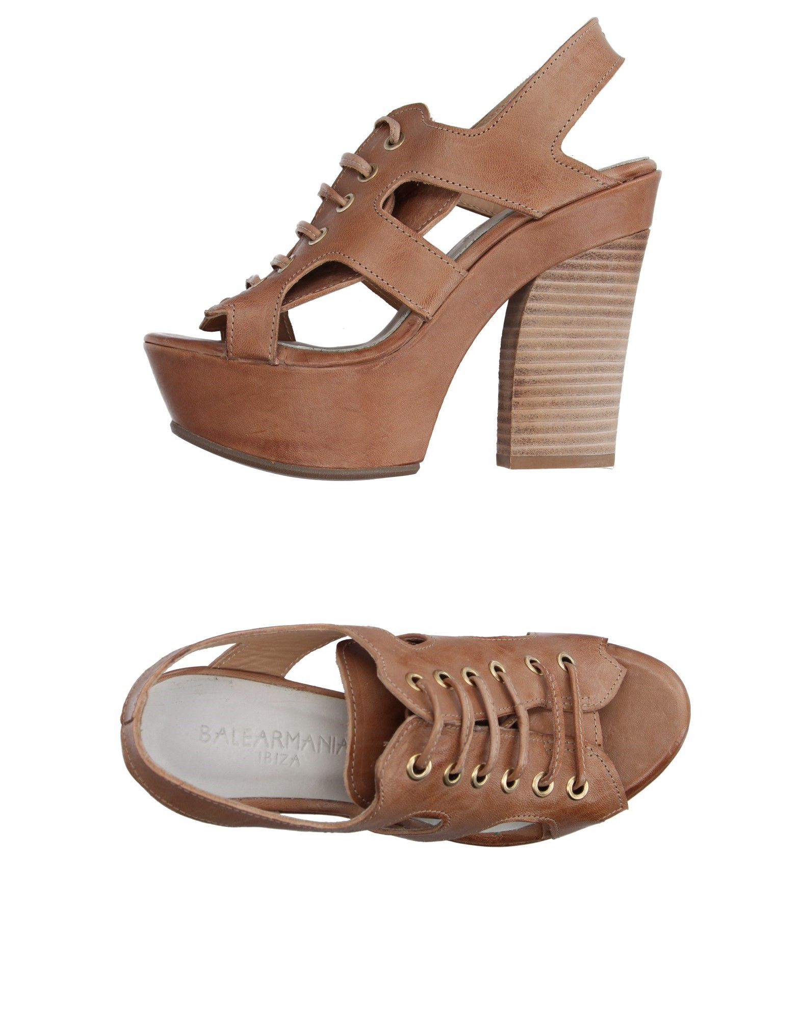 Balear Mania Sandalen strapazierfähige Damen  11141044XQGut aussehende strapazierfähige Sandalen Schuhe 4c5b68