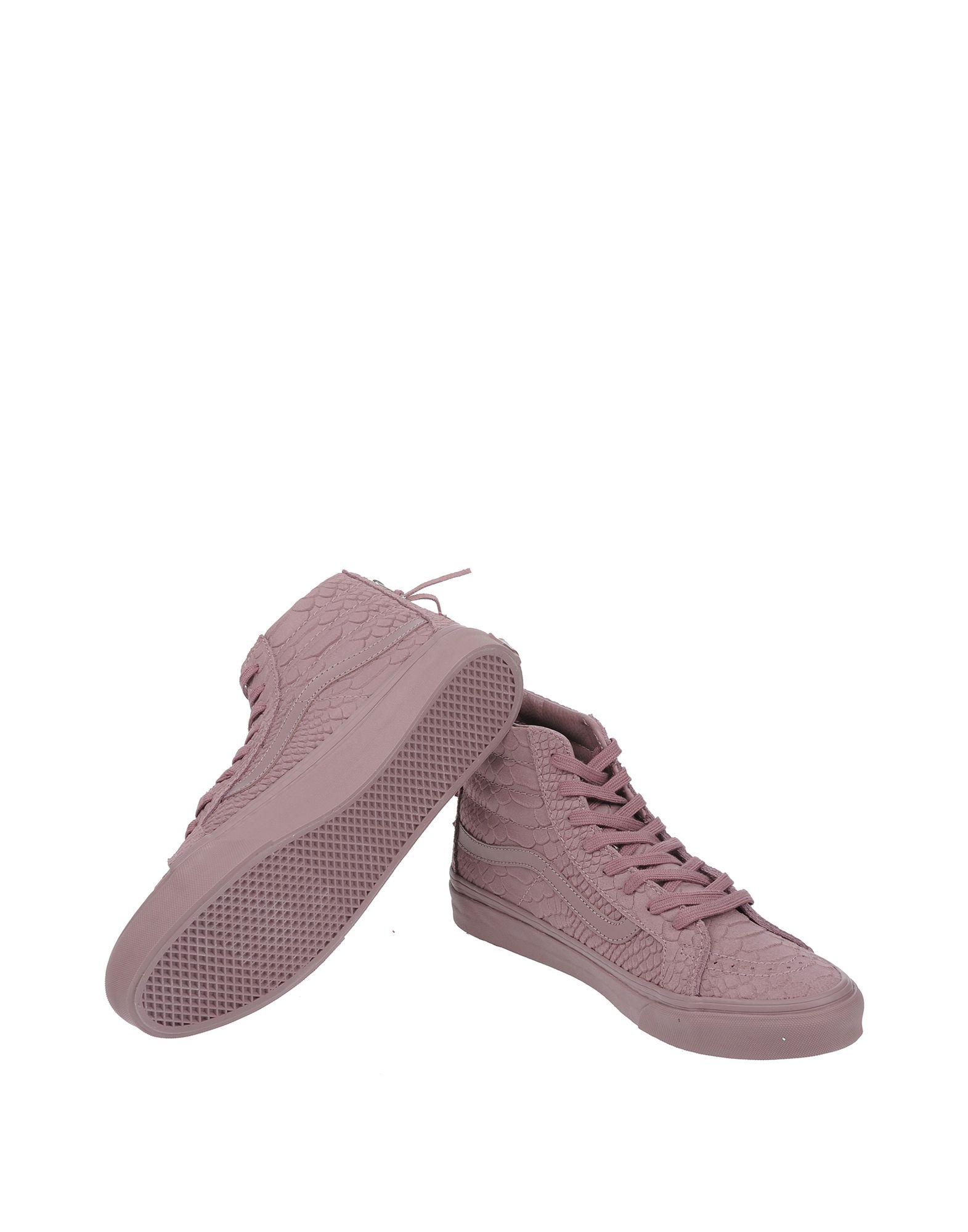 Sneakers Vans U Sk8-Hi Slim Zip Dx Mono Python T - Donna - 11141056MG
