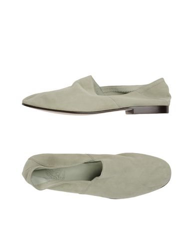 MR.HARE Loafers in Light Green