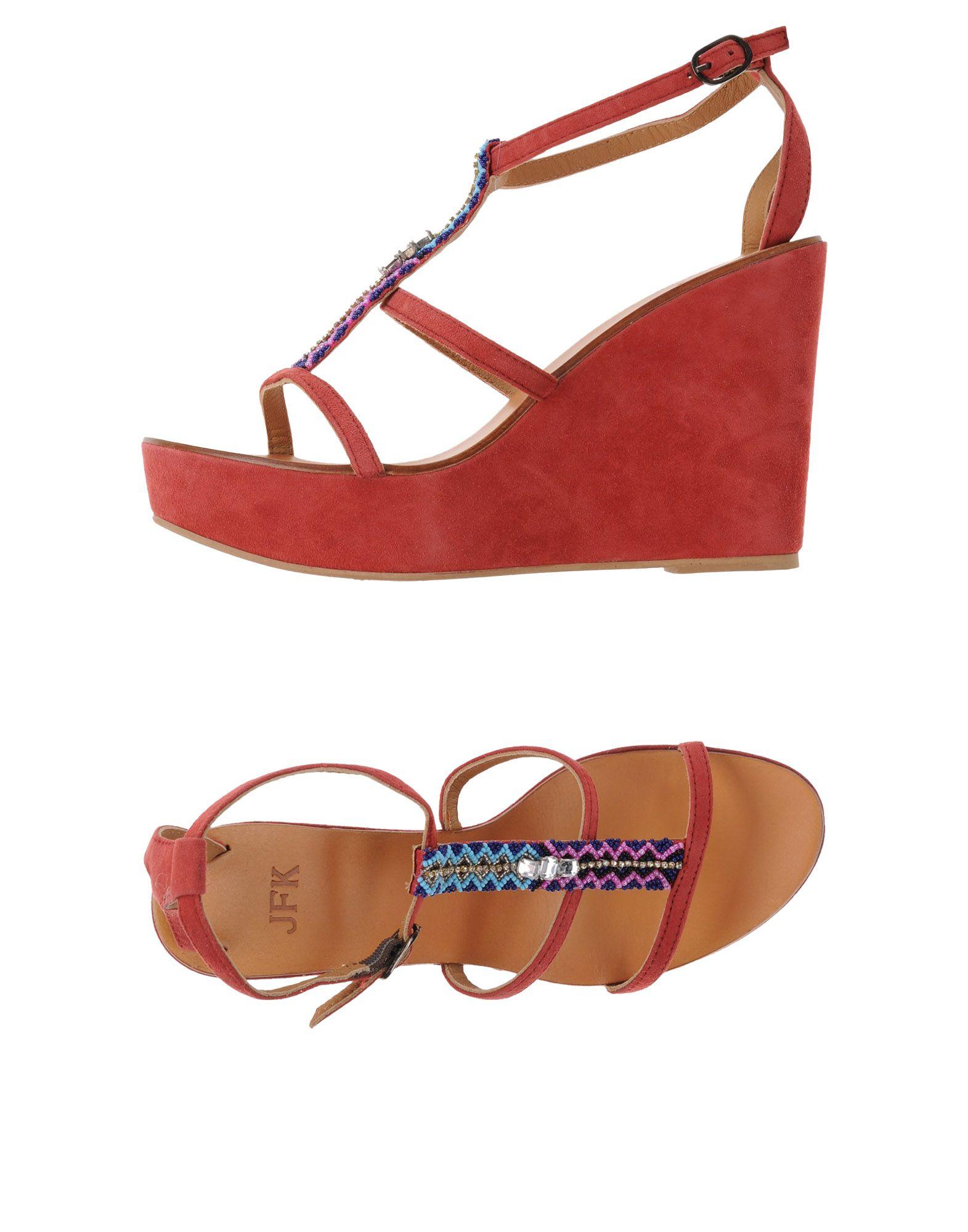 Jfk Sandalen Damen  11141792SJ Gute Qualität beliebte Schuhe