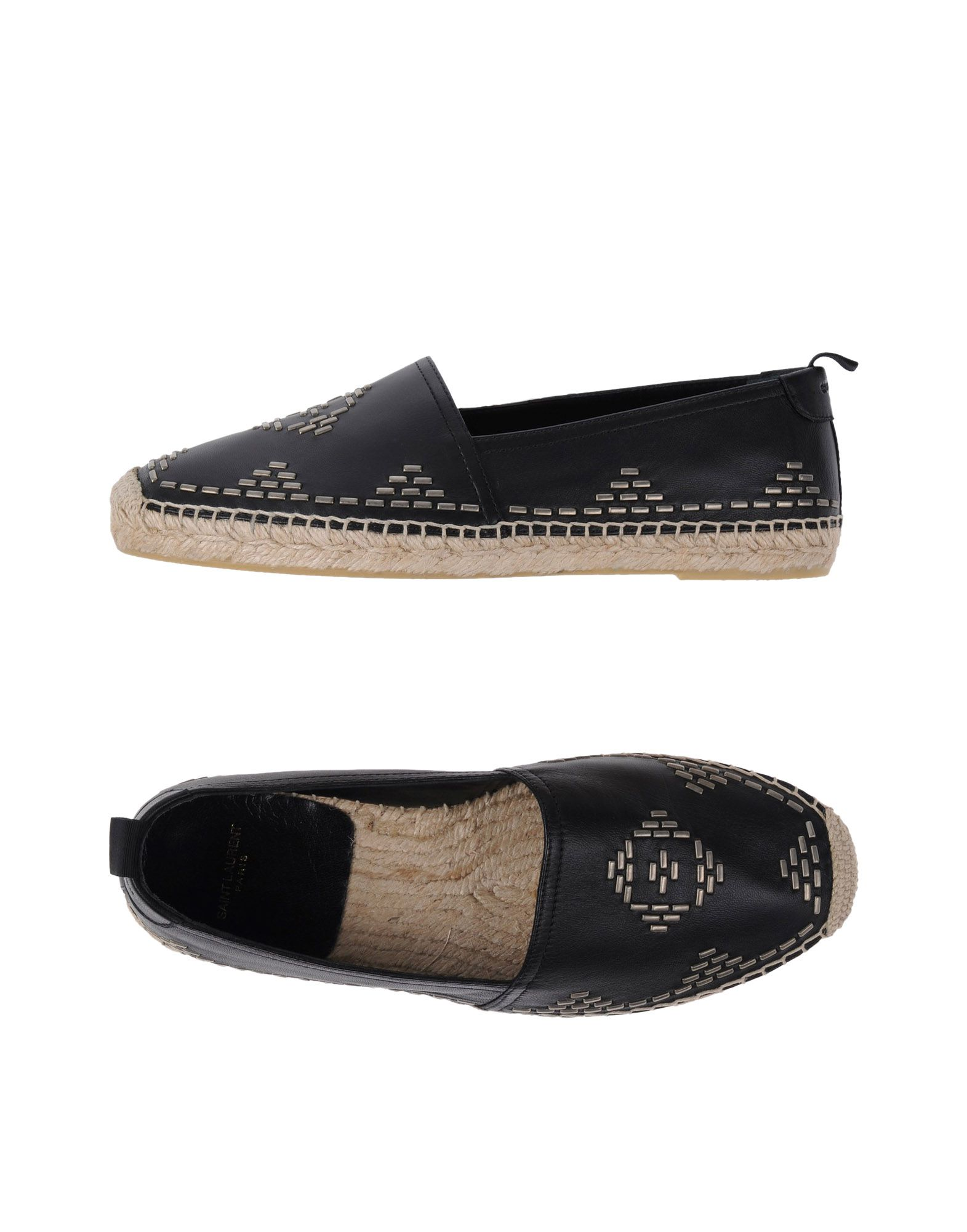 Saint Laurent Espadrilles - Women Saint Laurent Espadrilles Kingdom online on  United Kingdom Espadrilles - 11141858VK 734919